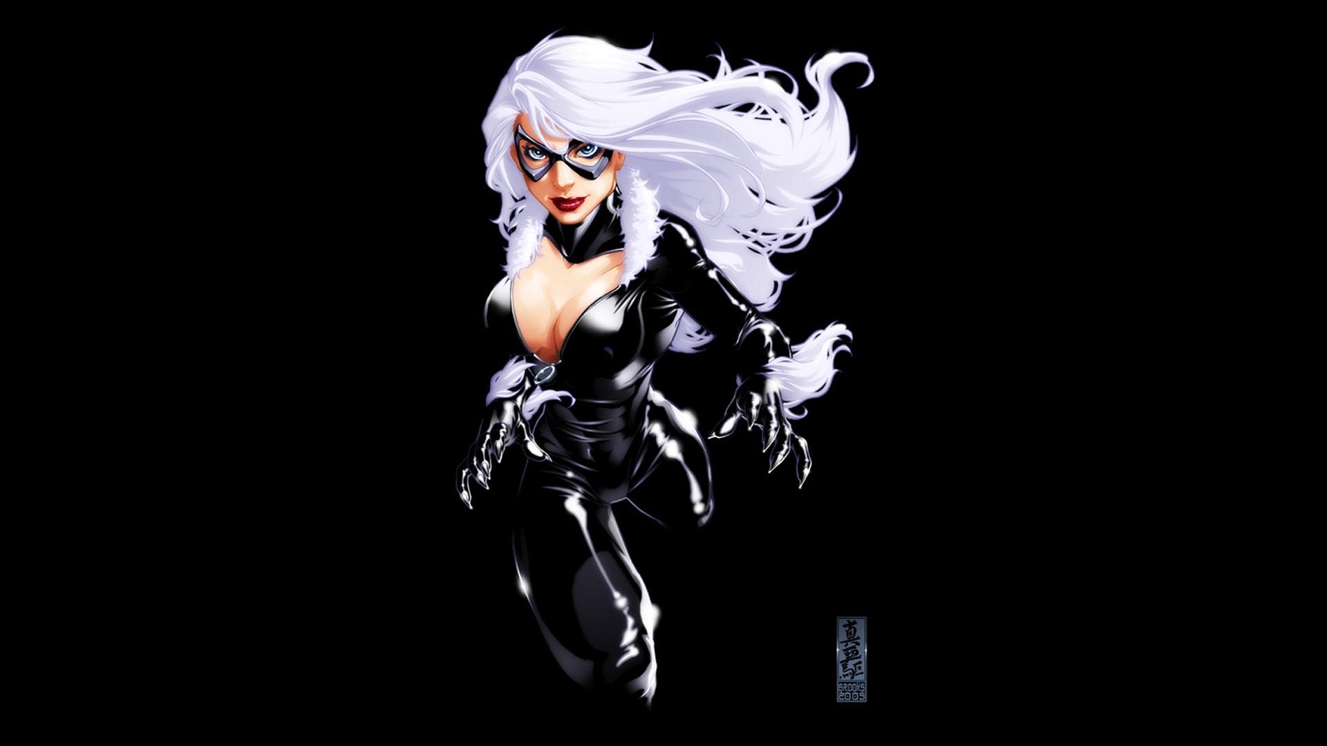 black cat marvel - HD1024×768
