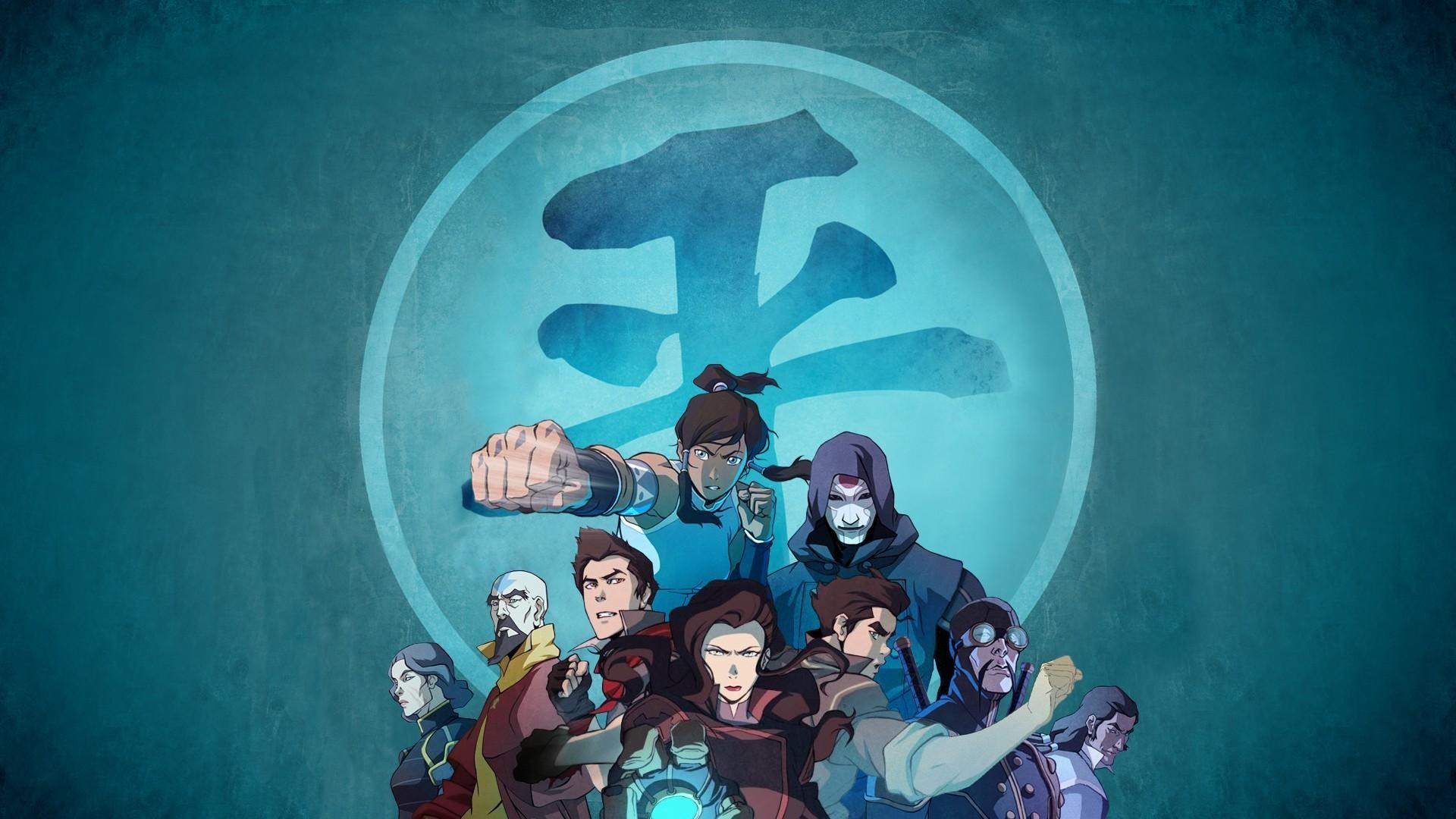 Wallpaper Illustration Blue Underwater The Legend Of Korra