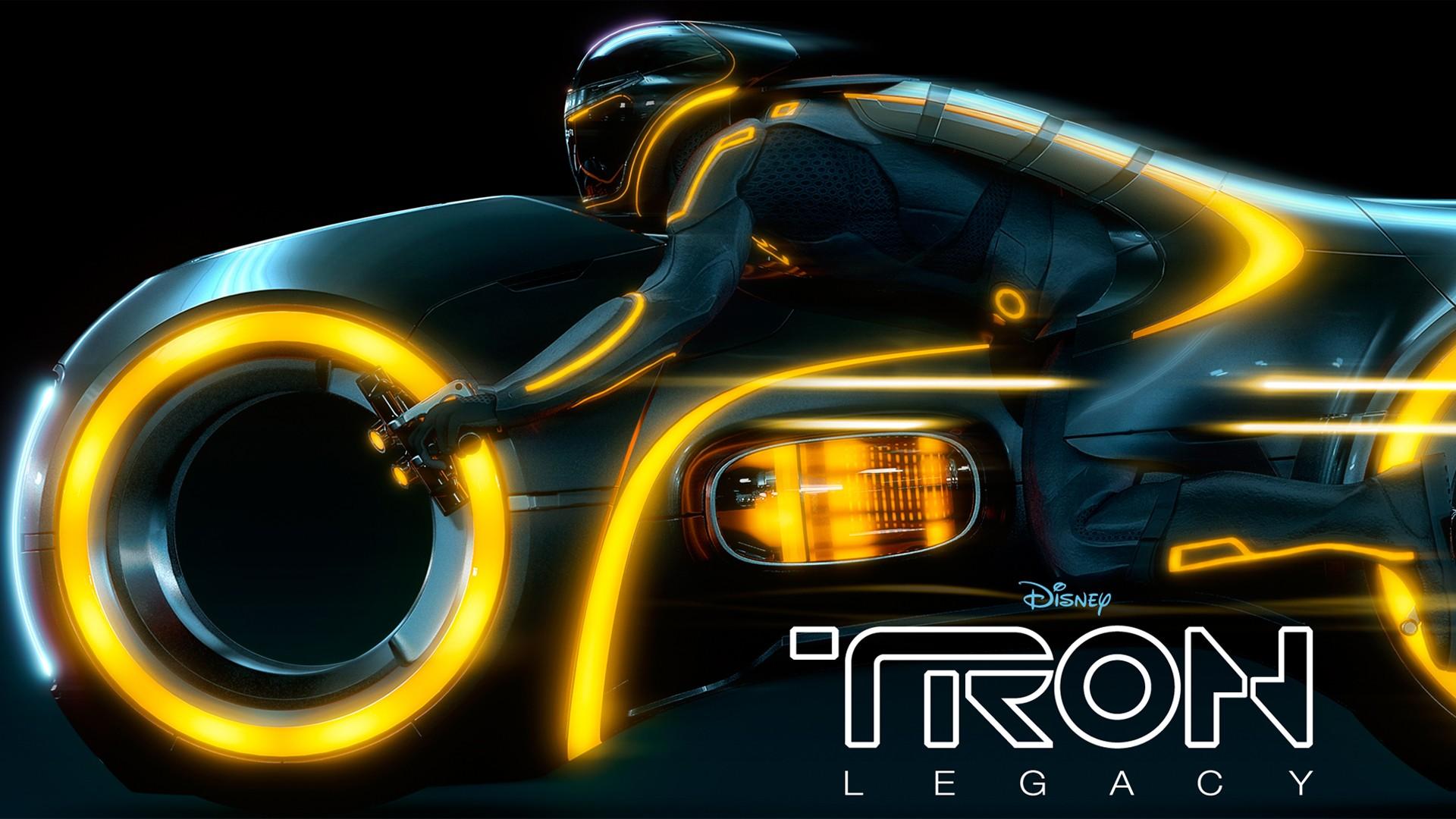 Illustration Car Vehicle Movies Light Cycle Tron Legacy Wheel Screenshot Computer Wallpaper Automotive Design Font