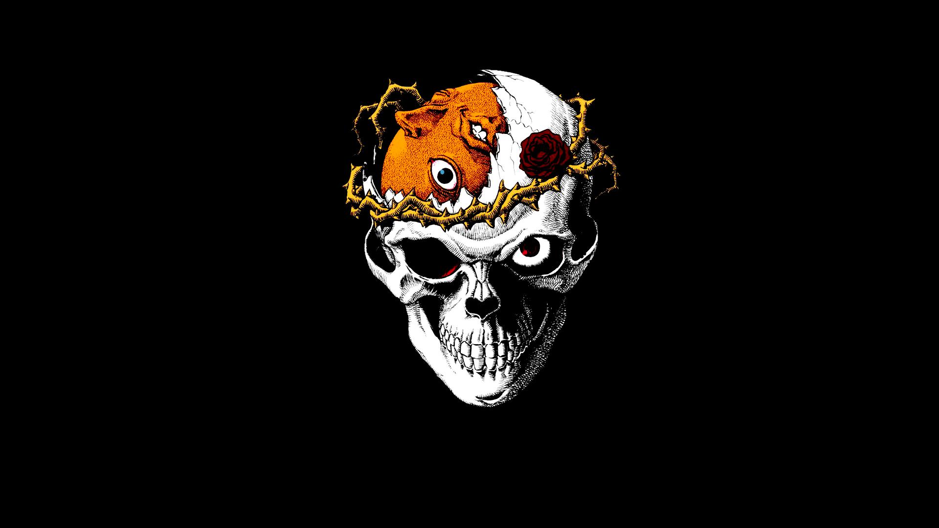 Illustration Cartoon Berserk Skull Kentaro Miura Behelit Computer Wallpaper Human Body Organ