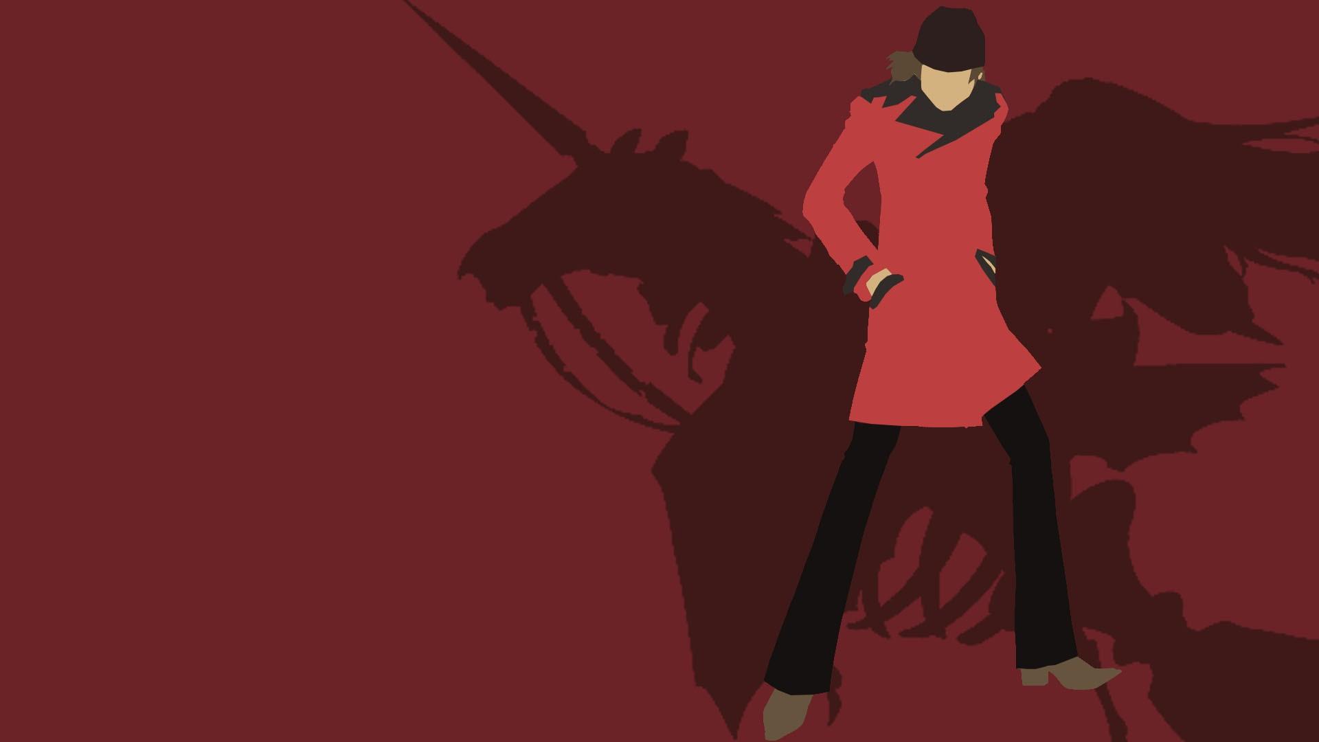 Illustration Cartoon Persona 3 Series Screenshot Fictional Character