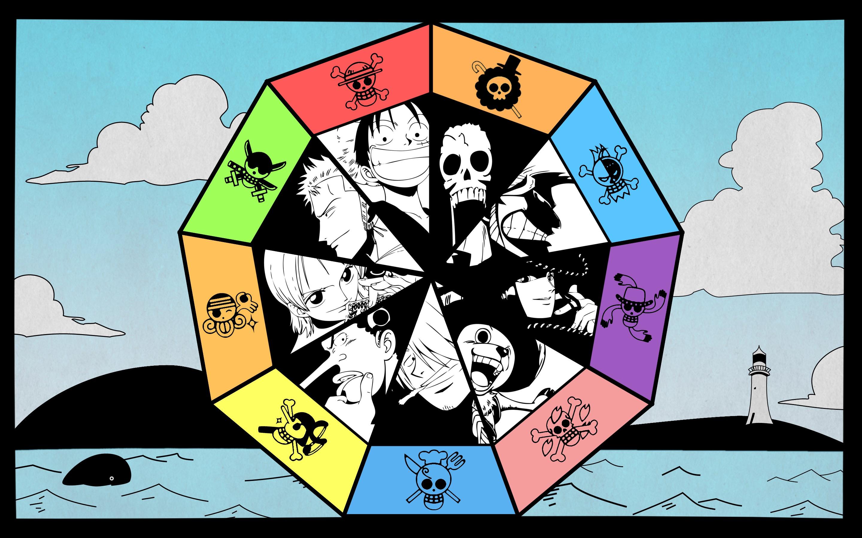 Wallpaper Illustration Cartoon Graphic Design One Piece