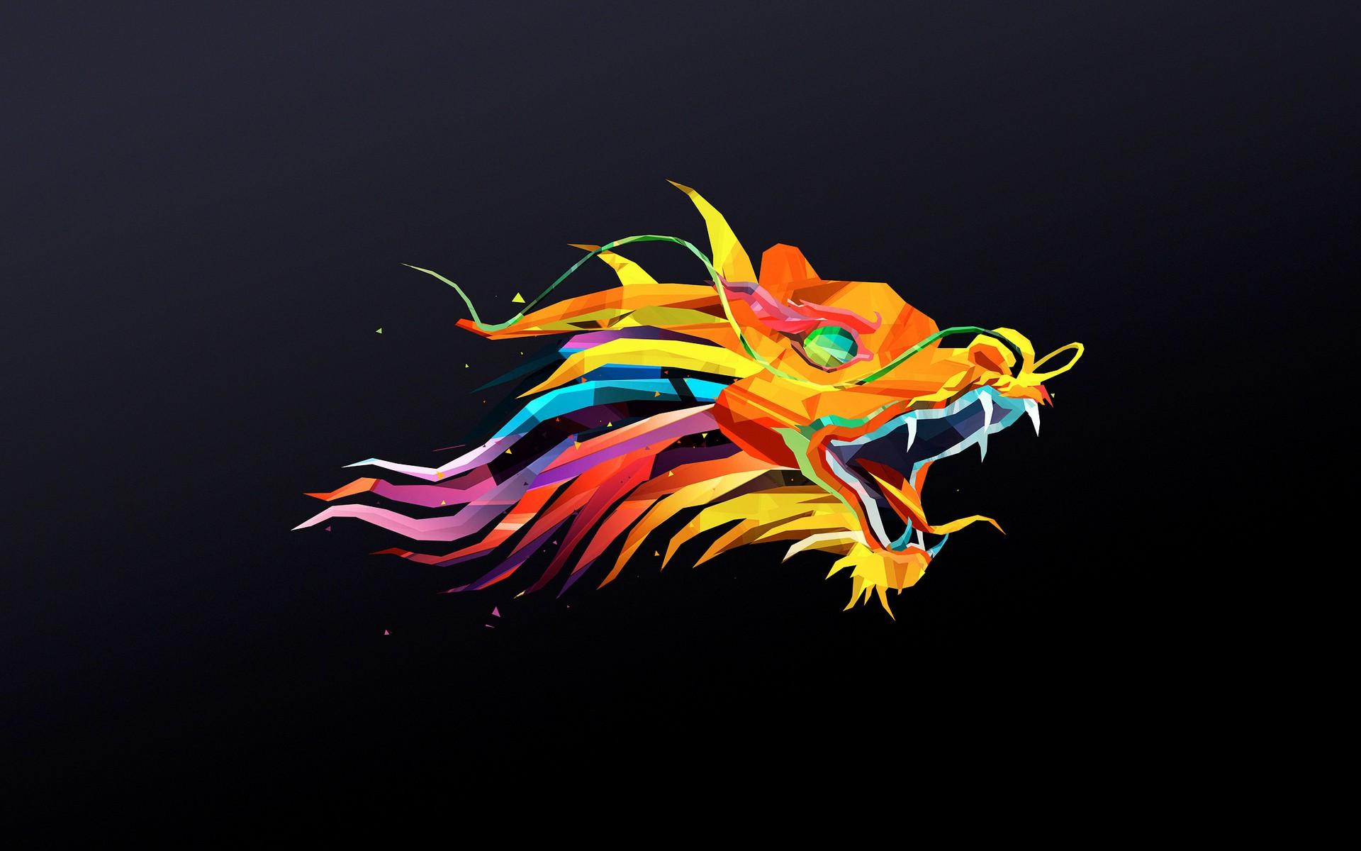 Wallpaper ilustrasi seni digital hewan latar belakang yang ilustrasi seni digital hewan latar belakang yang sederhana abstrak gambar kartun naga aspek justin maller wallpaper altavistaventures Images