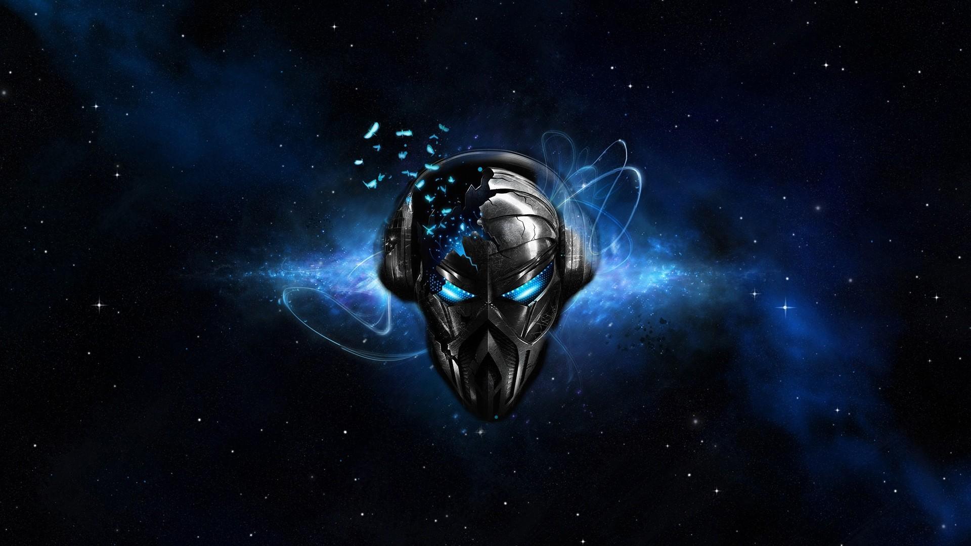Best Wallpaper Music Space - illustration-digital-art-blue-eyes-space-artwork-stars-mask-music-nebula-headphones-skull-atmosphere-universe-shattered-screenshot-computer-wallpaper-outer-space-astronomical-object-110685  HD_2939.jpg