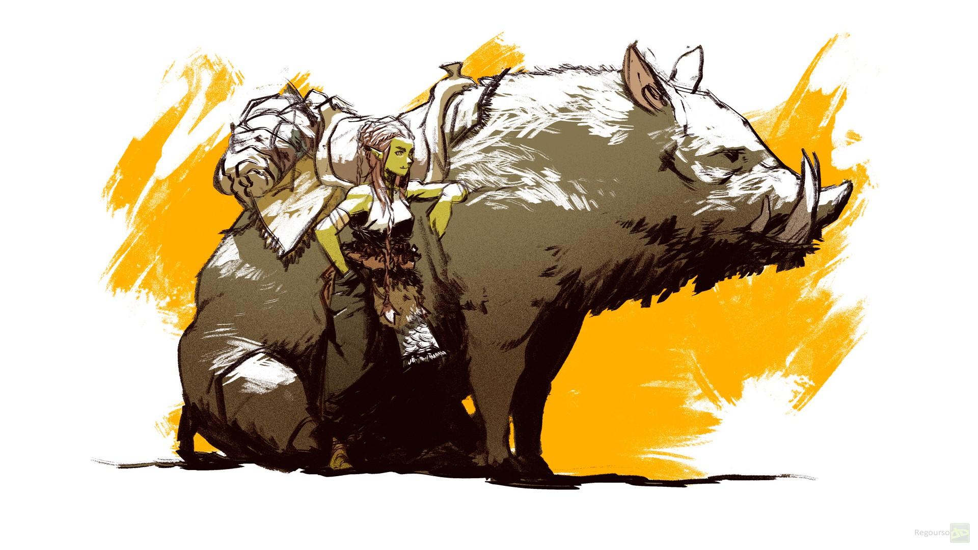 78+ Gambar Animasi Babi Hutan Terbaik