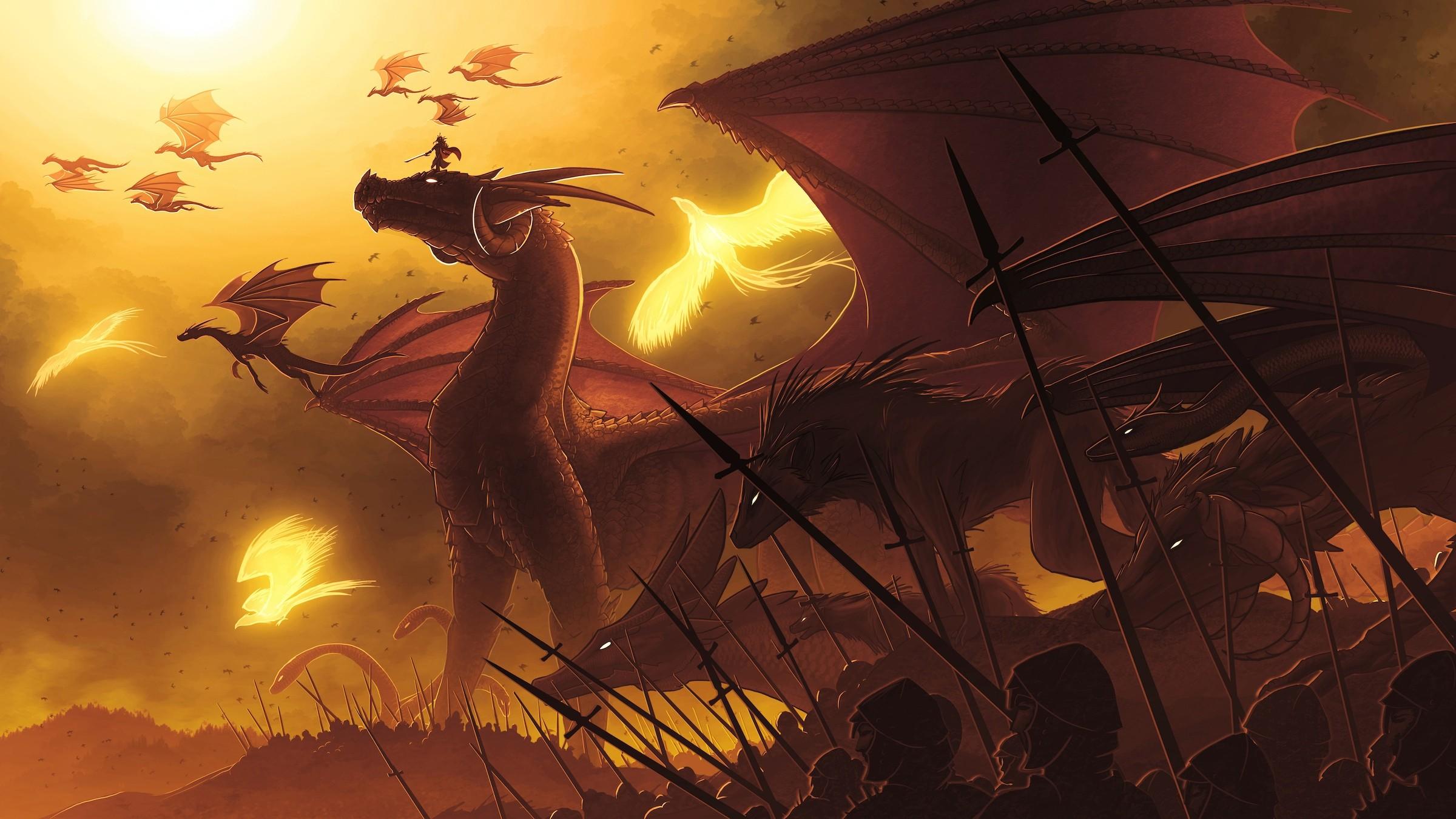 Wallpaper Illustration Digital Art Fantasy Art Wings