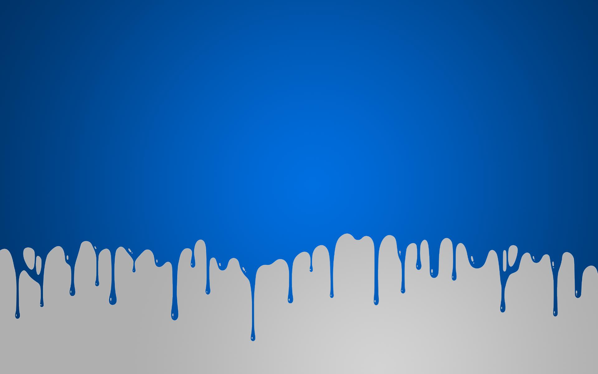 Sfondi Illustrazione Arte Digitale Testo Logo Blu Tinta Unita