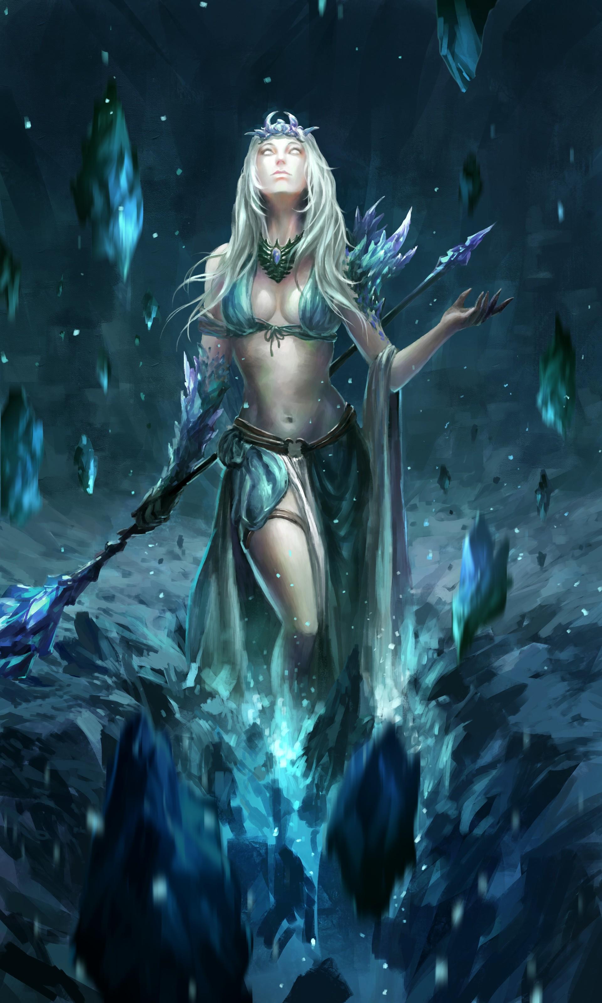 Wallpaper : Illustration, Fantasy Art, Anime, Mythology