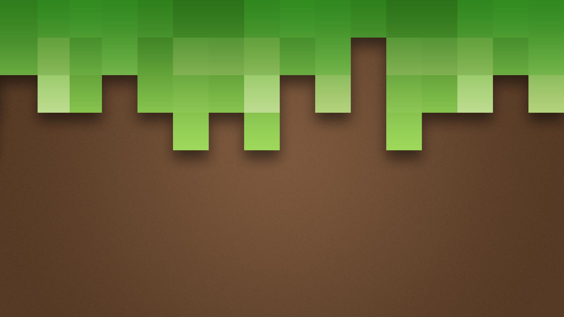 illustration grass text logo Minecraft green dirt diamonds circle brand color shape design line number screenshot