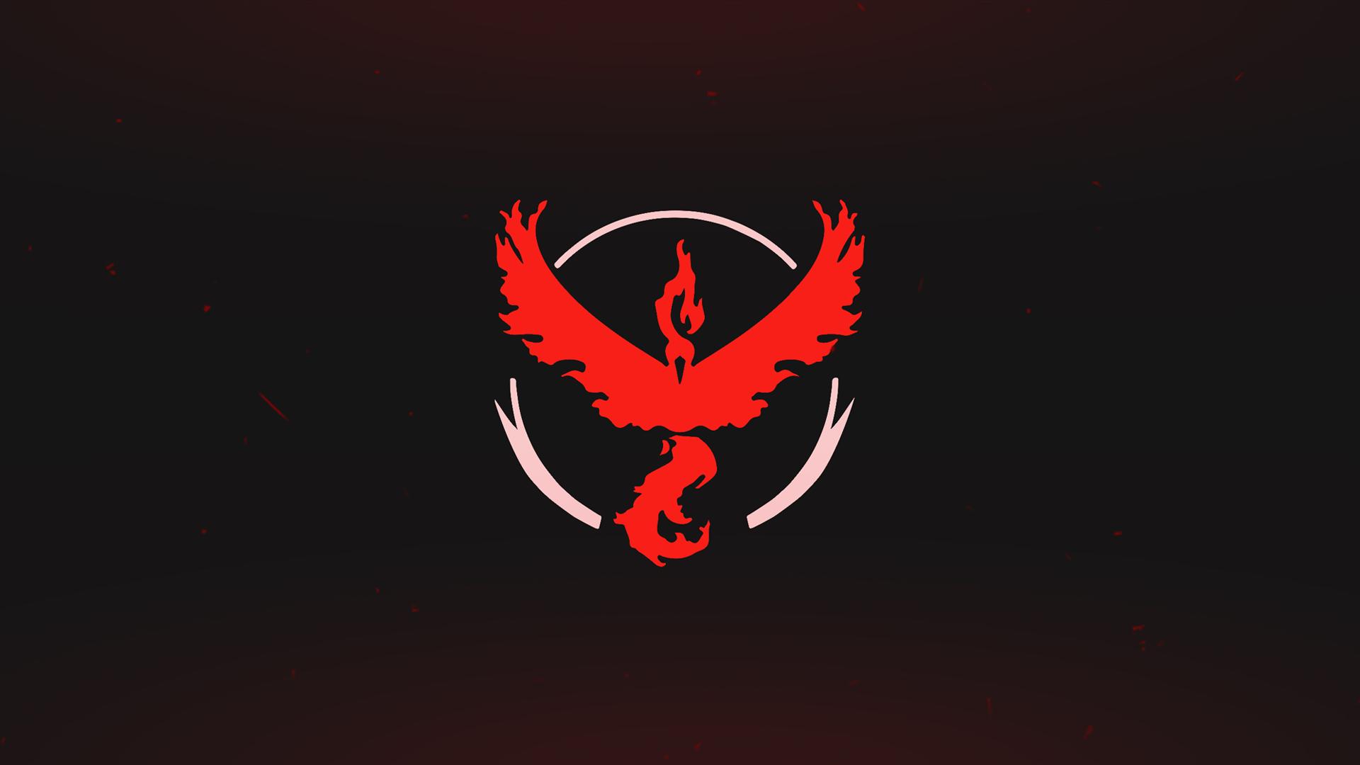 Wallpaper : illustration, heart, red, logo, Pokemon Go