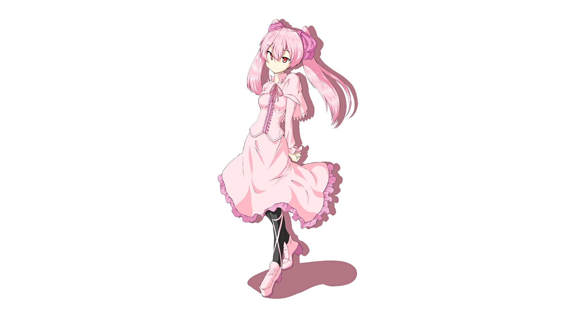 Wallpaper Illustration Akame Ga Kill Pink Mine Akame Ga Kill