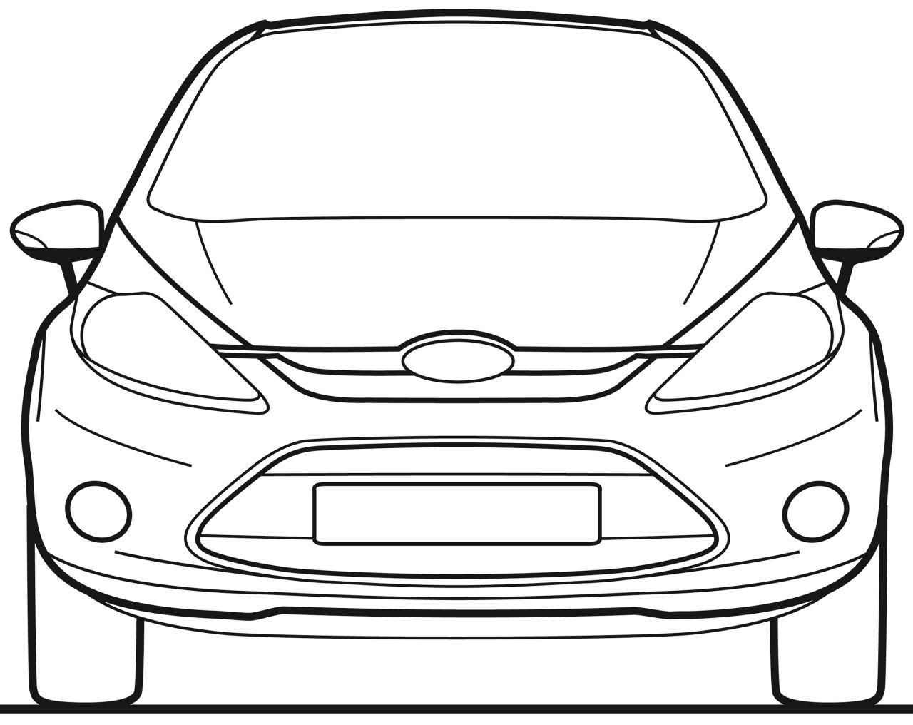 Masaustu Illustrasyon Cizgi Sanat Ford 2012 Netcarshow