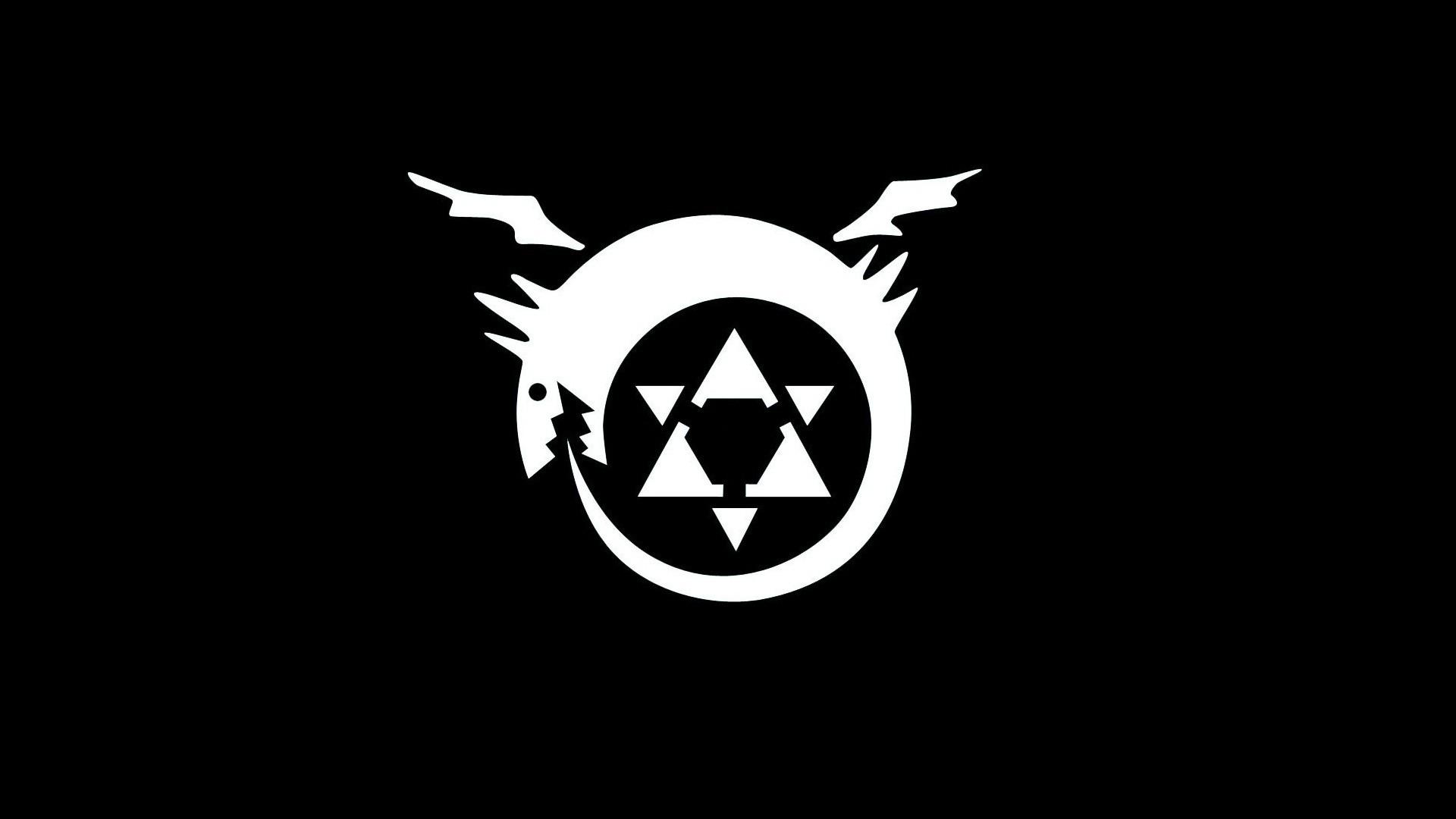 Wallpaper Illustration Logo Full Metal Alchemist Brand Lust