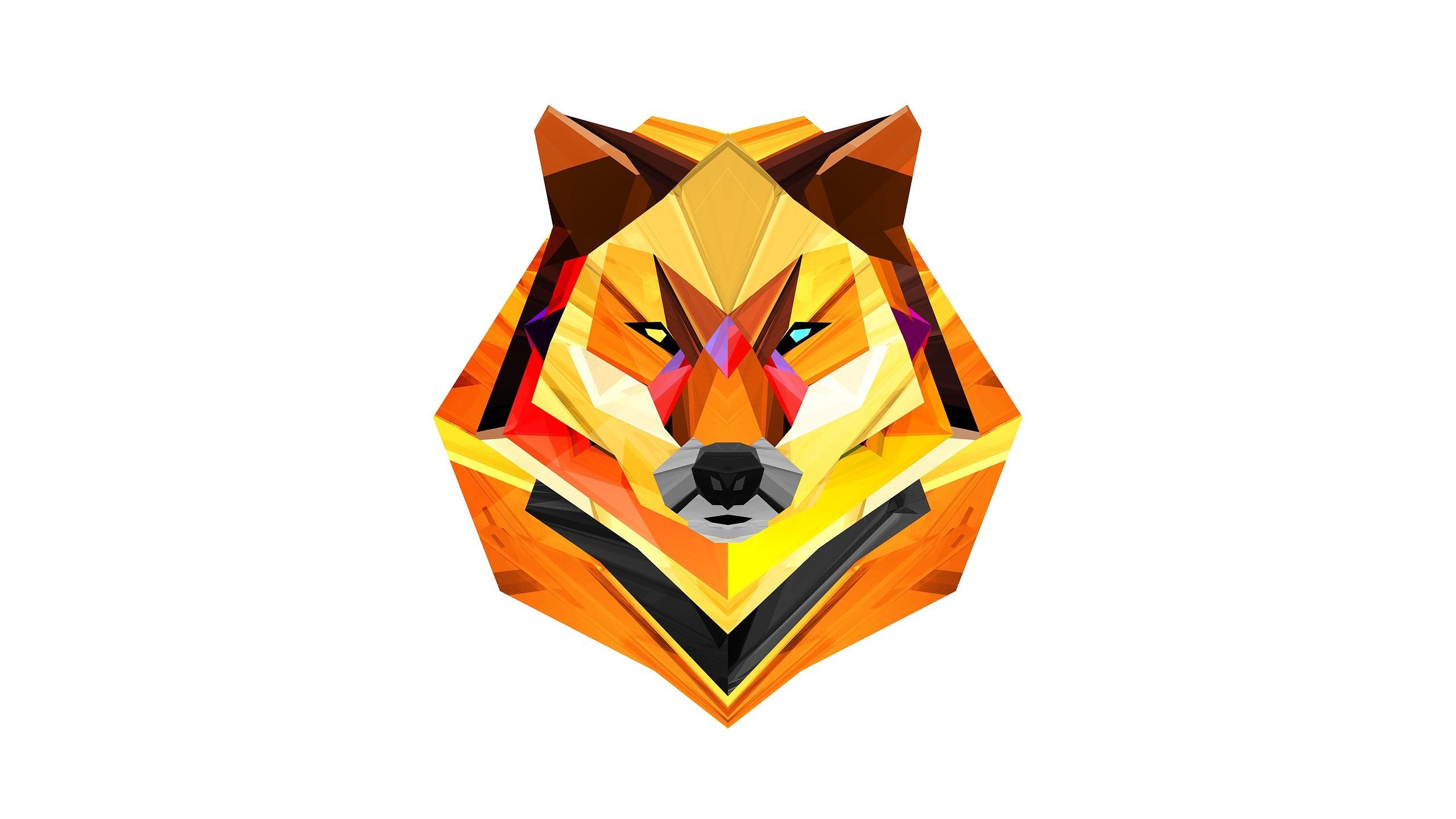 Sfondi illustrazione logo cartone animato geometria