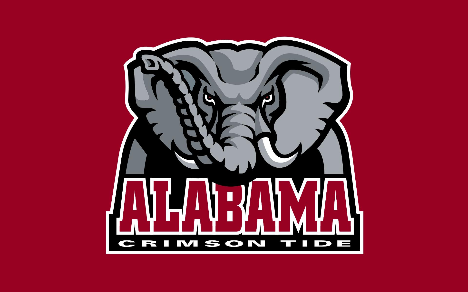 Illustration Logo Cartoon Soccer Poster Brand Alabama Advertising Font Crimson Tide Football