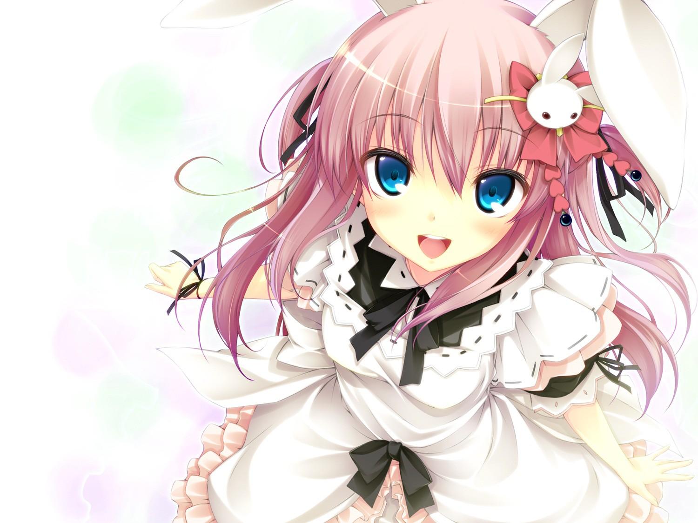 Фото красивых девушек аниме на аву