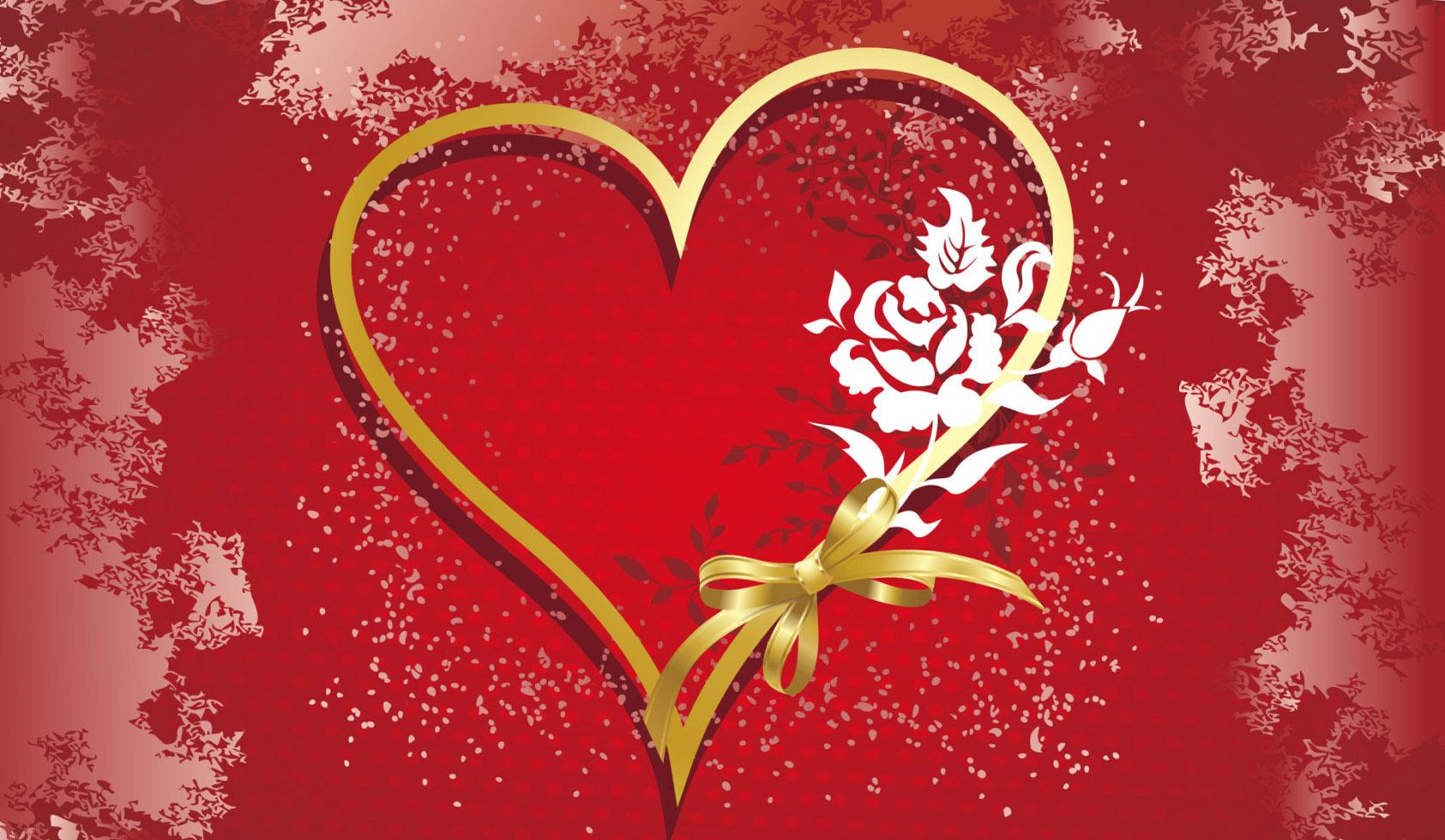Sfondi Illustrazione Amore Cuore Disegno Grafico San Valentino