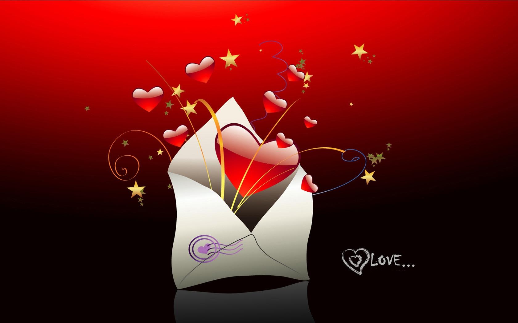 Открытки с днем рождения про любовь