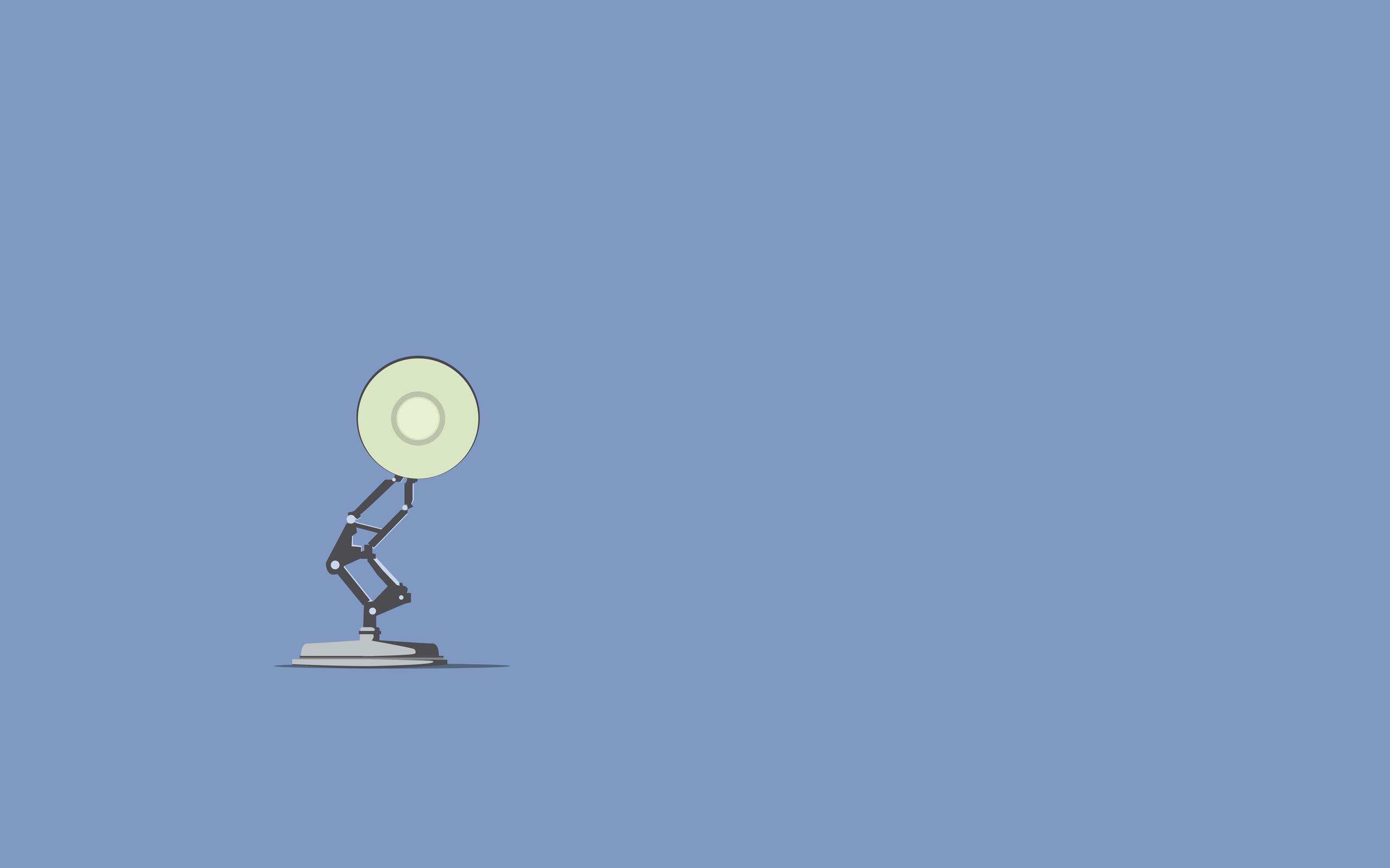 Wallpaper : illustration, minimalism, cartoon, Pixar ...