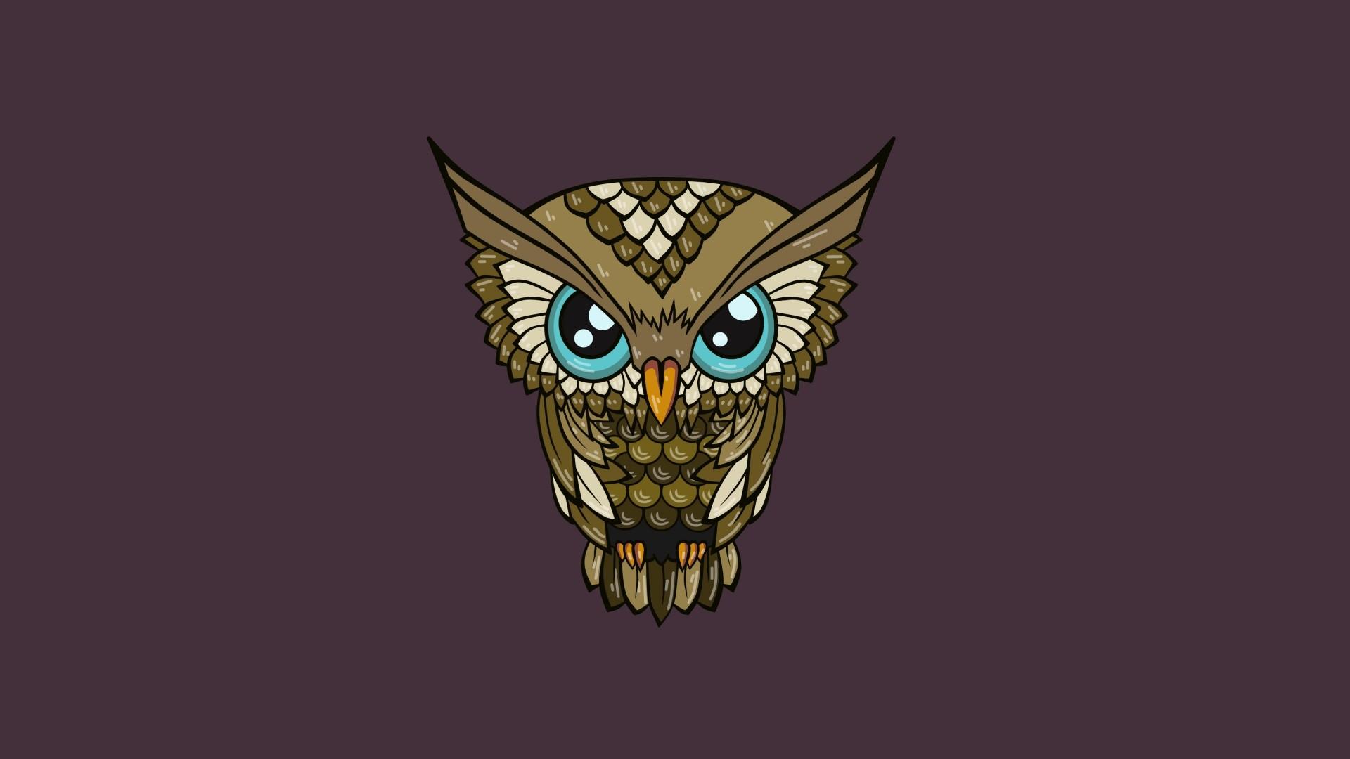 580 Gambar Ilustrasi Burung Hantu Terbaru