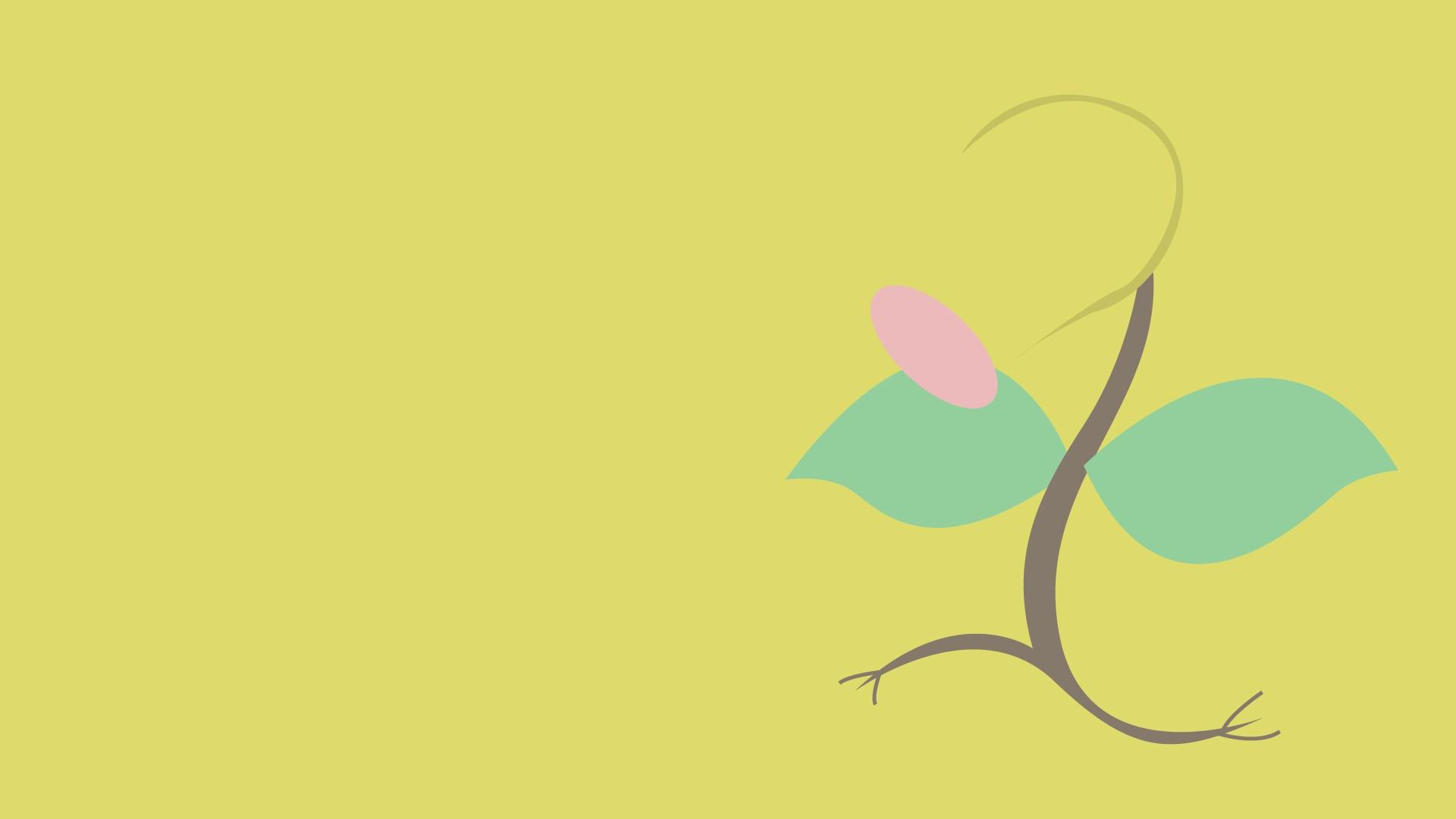 Wallpaper Illustration Minimalism Text Logo Branch Yellow