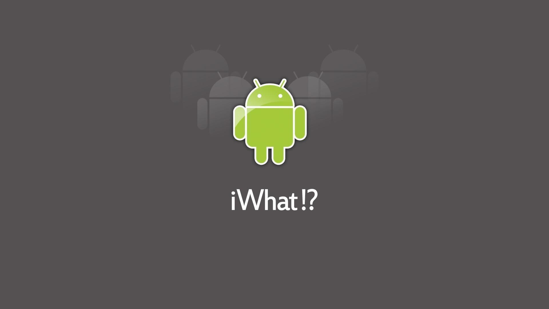 Android разные обои на рабочие столы