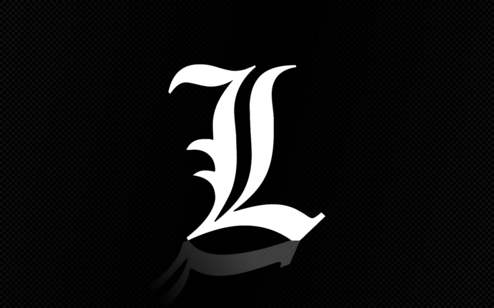 L Anime Logo