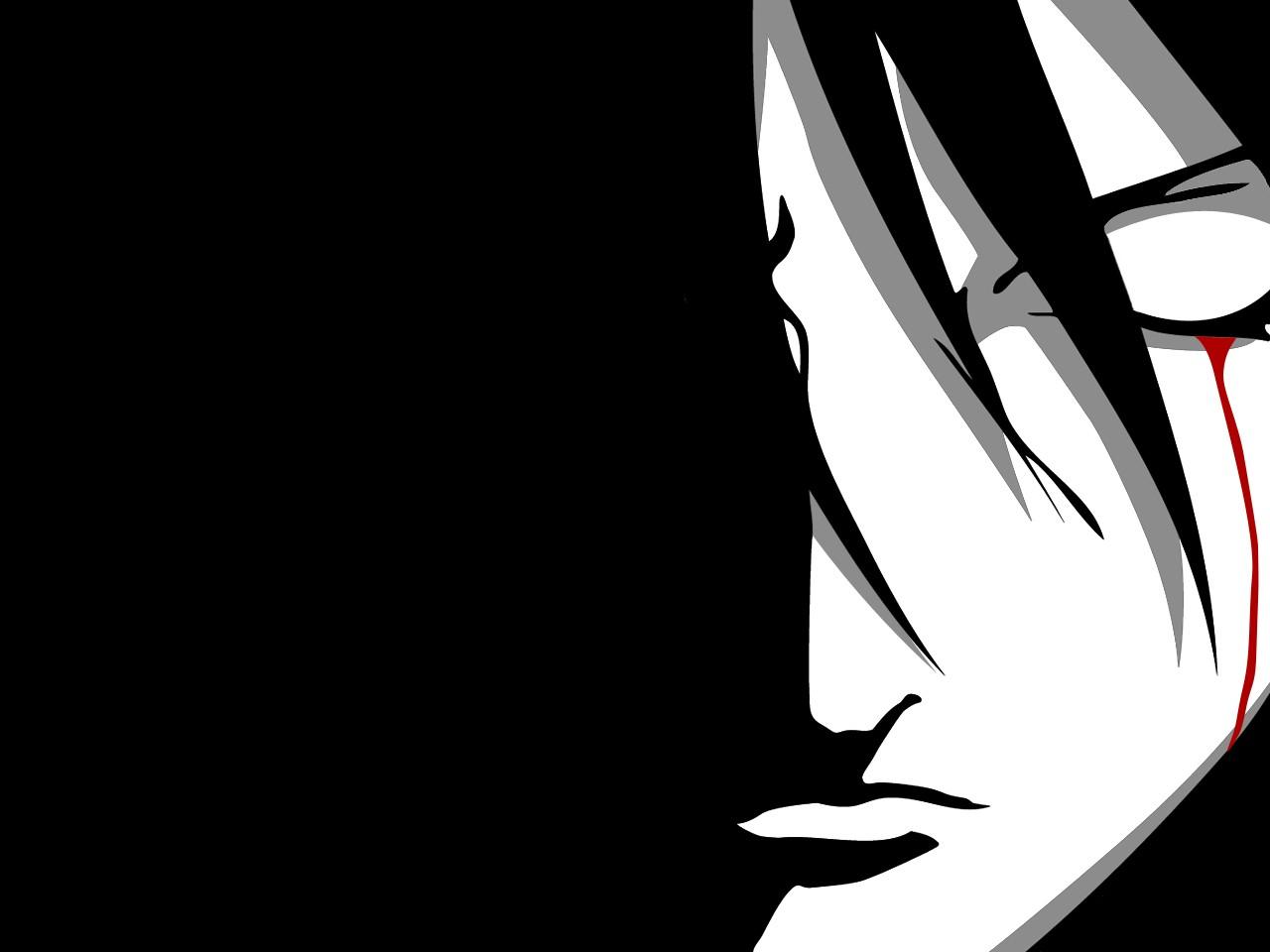 Wallpaper : Illustration, Closed Eyes, Cartoon, Naruto