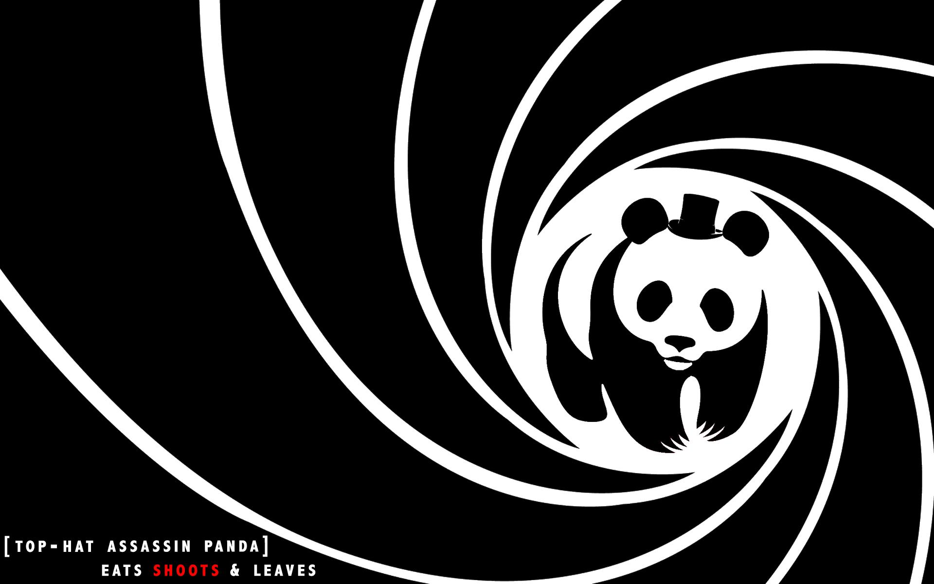 wallpaper : illustration, humor, spiral, logo, circle, panda, parody