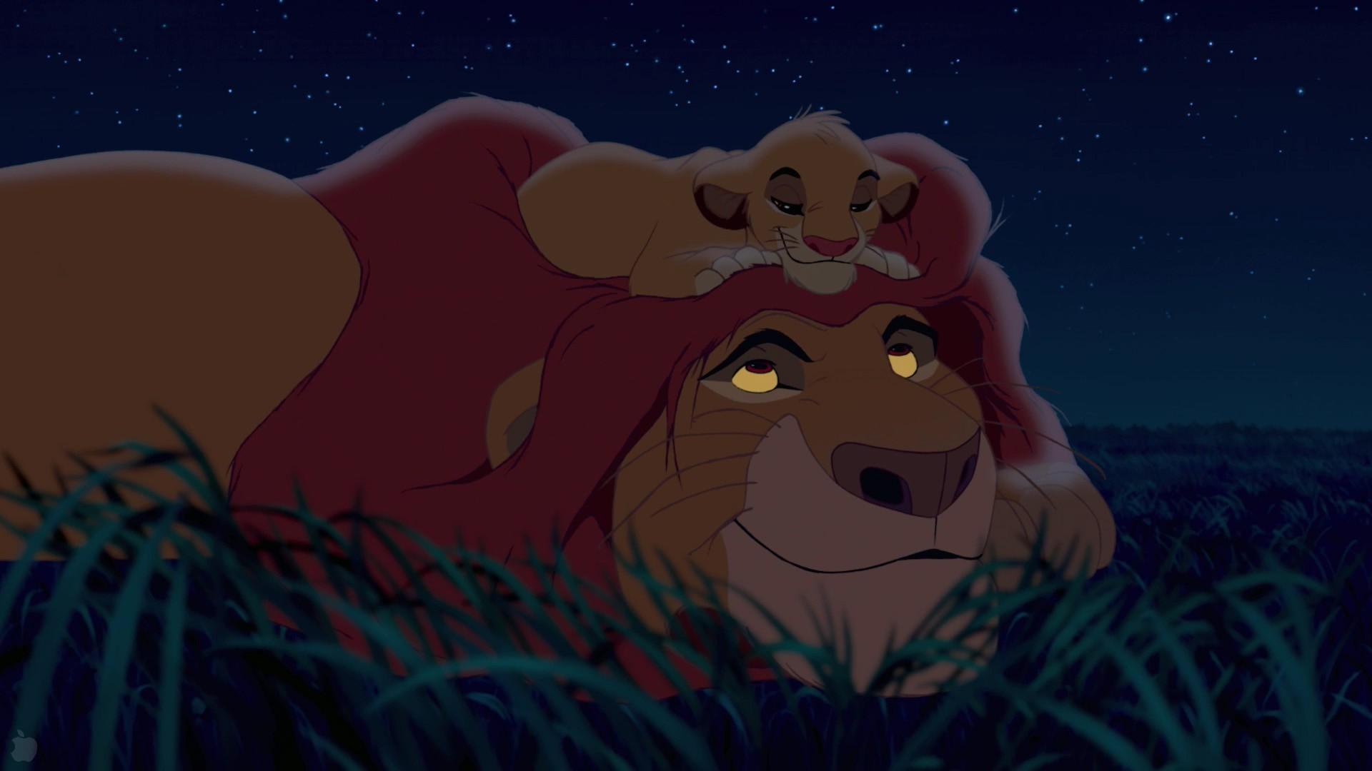 Wallpaper : illustration, movies, lion, cartoon, Simba ...