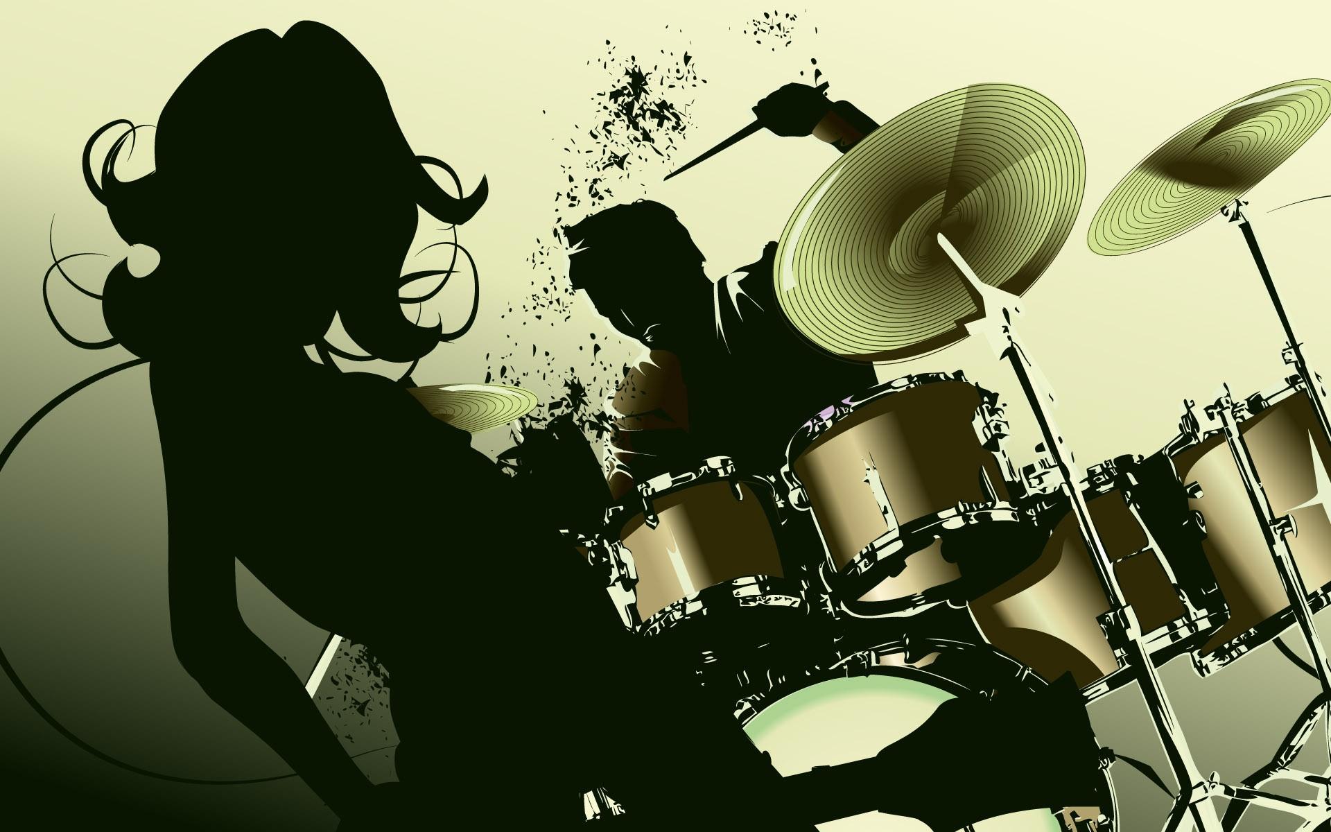 Картинка связанную с музыкой