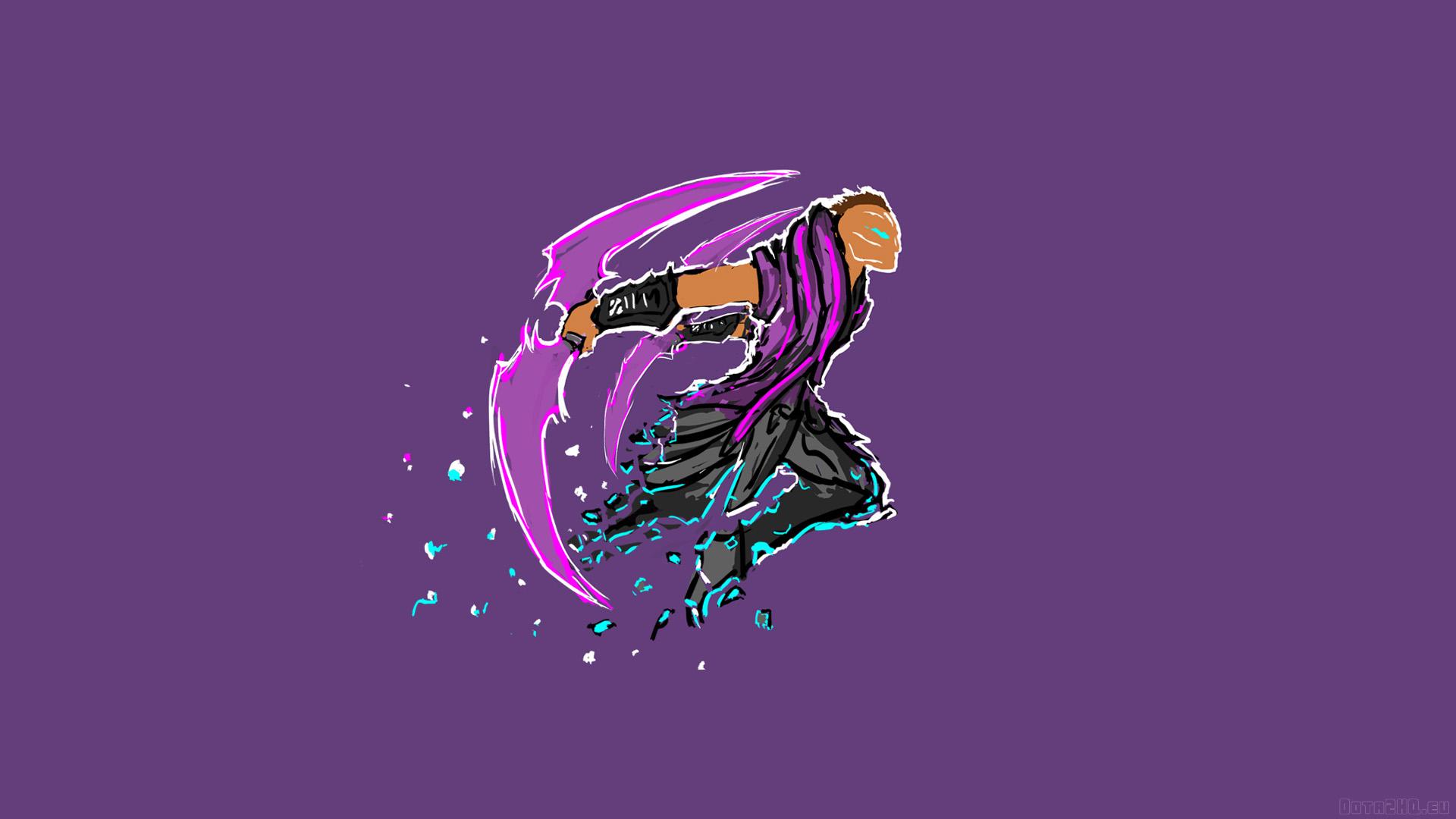 Wallpaper illustration purple text cartoon dota 2 anti mage illustration purple text cartoon dota 2 anti mage art human body font organ voltagebd Images