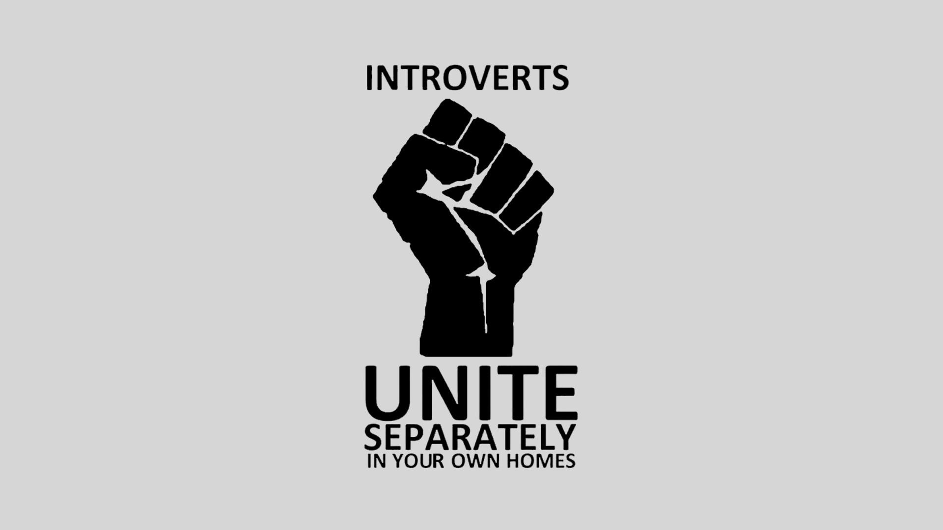 обои интроверт на телефон выкопке