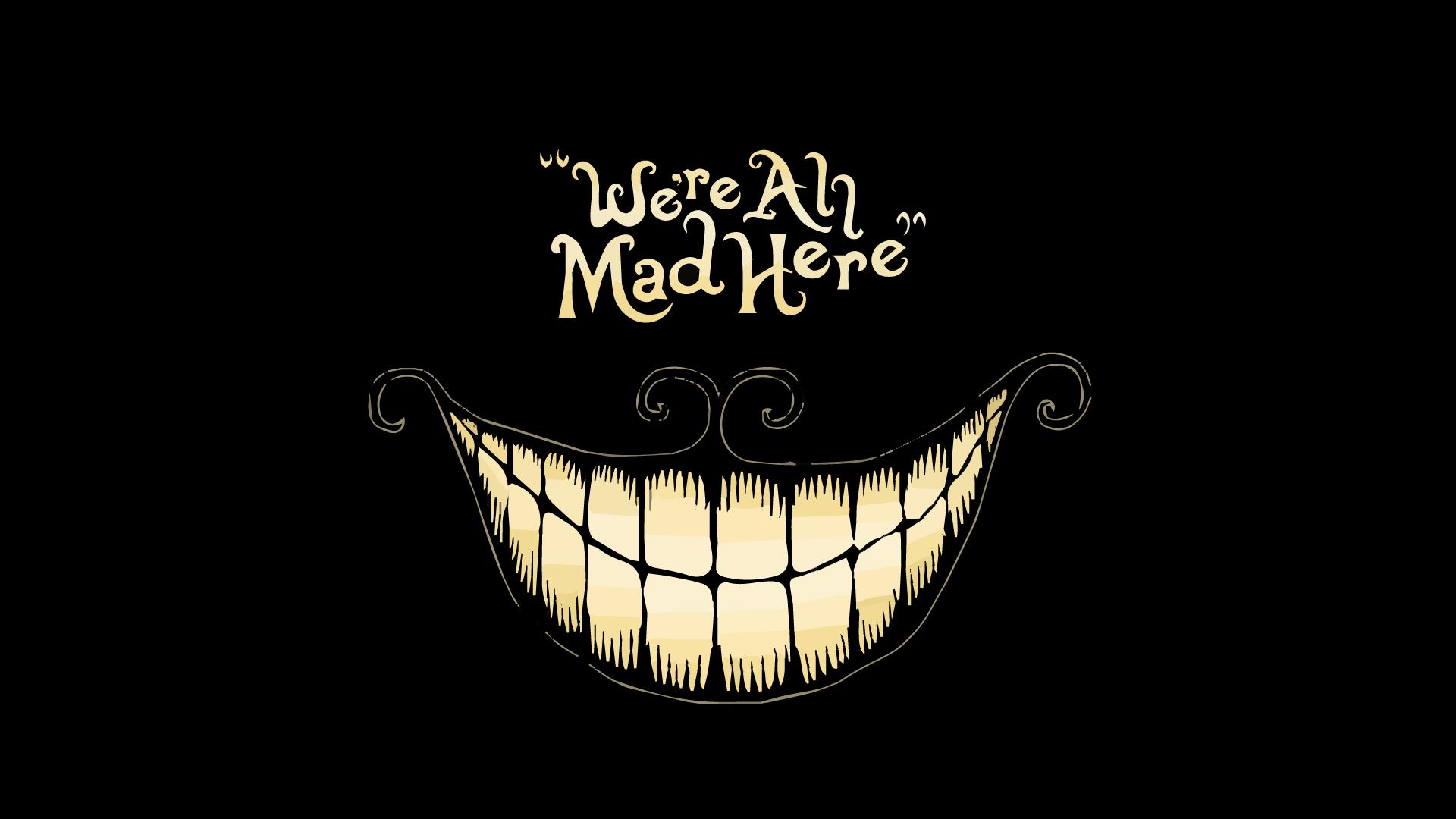 Einzigartig Alice Im Wunderland Zitate Referenz Von Tration Zitat Text Logo Schnurrbart Marke Puter-tapete