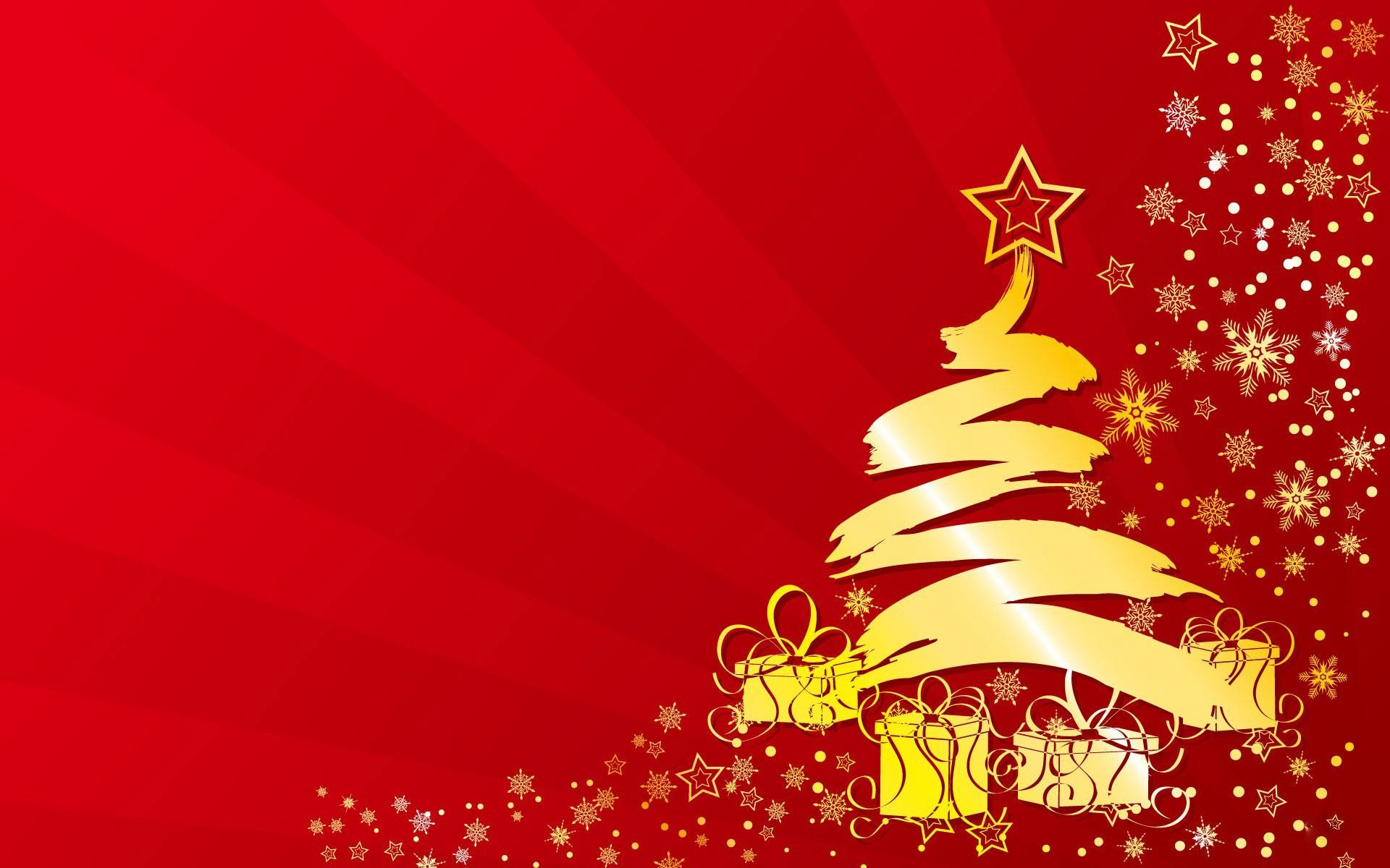 Wallpaper : ilustrasi, merah, Pohon Natal, hiasan Natal, hari
