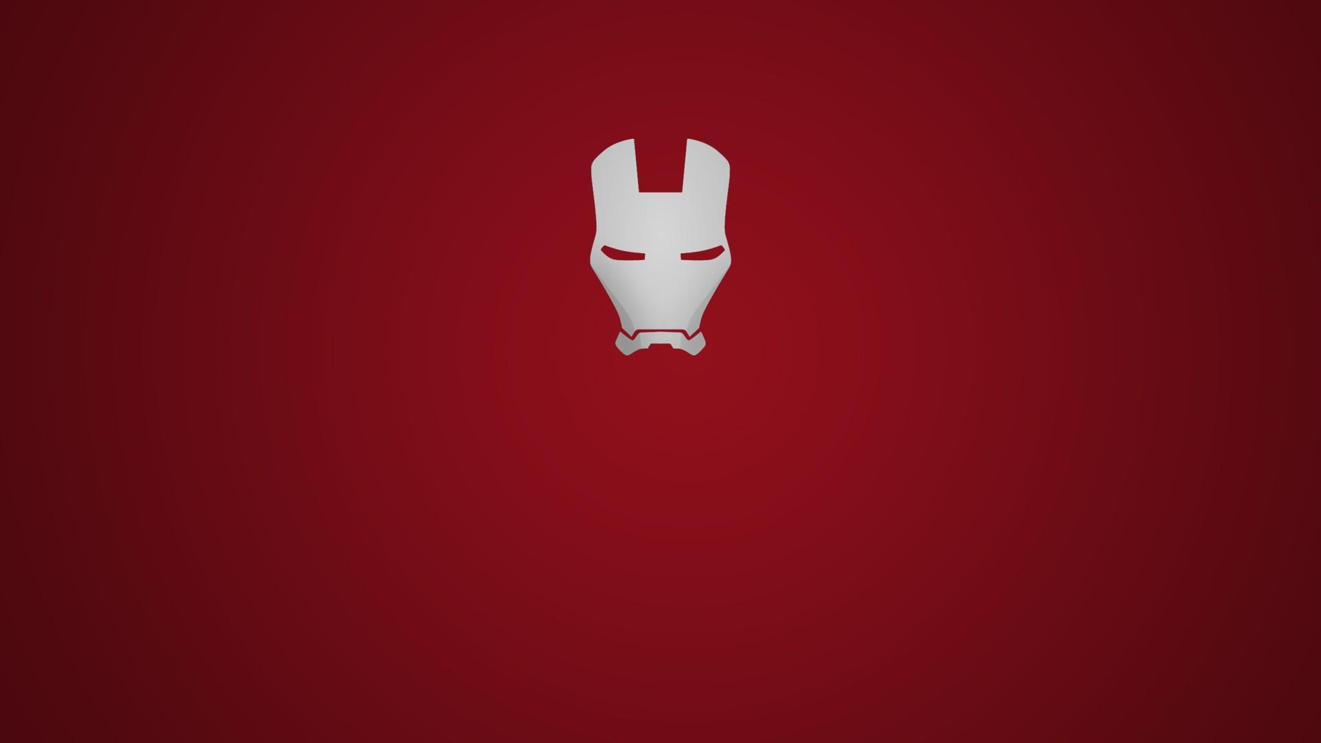 Illustration Red Logo Iron Man Light Hand Finger Darkness Computer Wallpaper