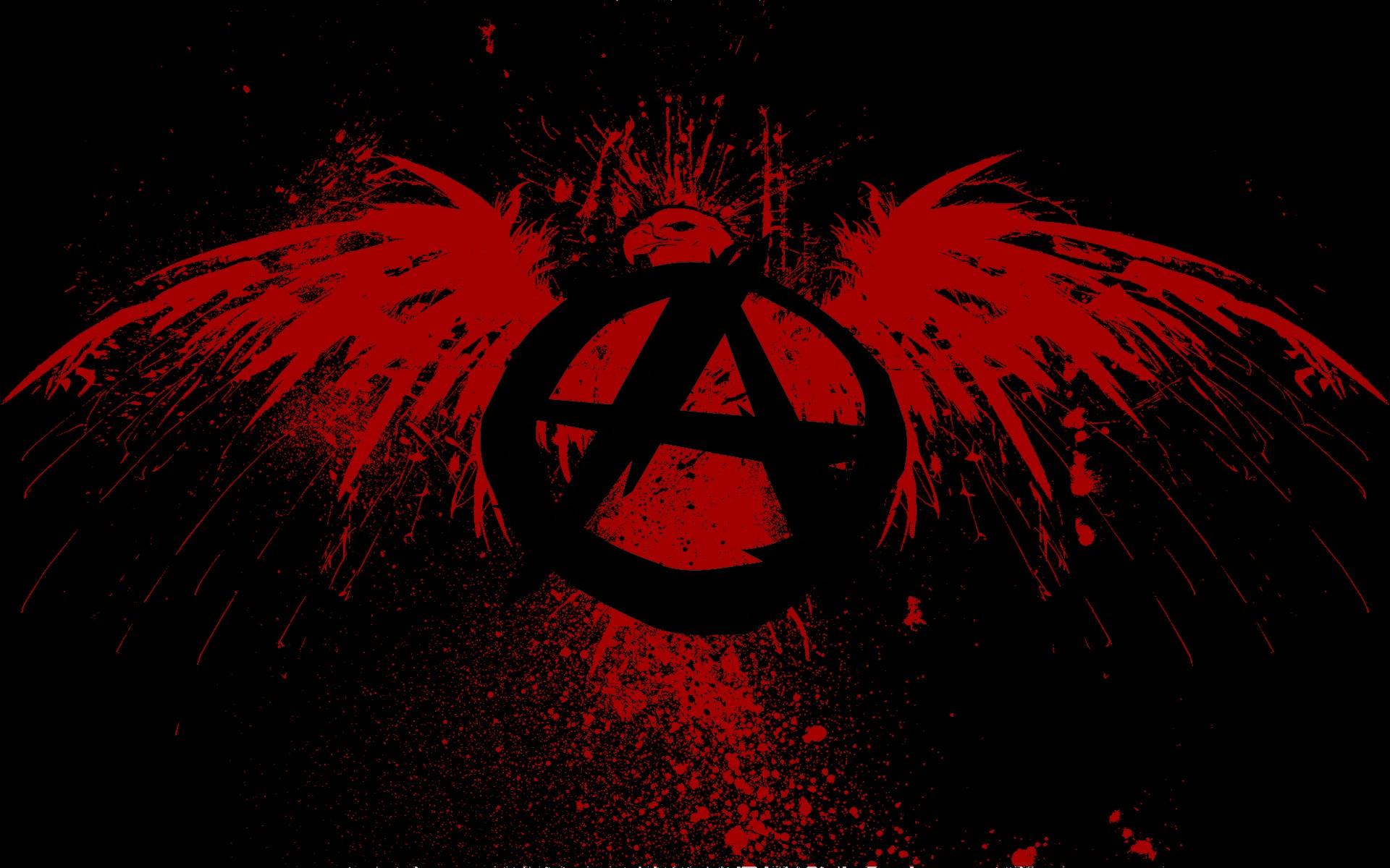 Картинки на рабочий стол анархии