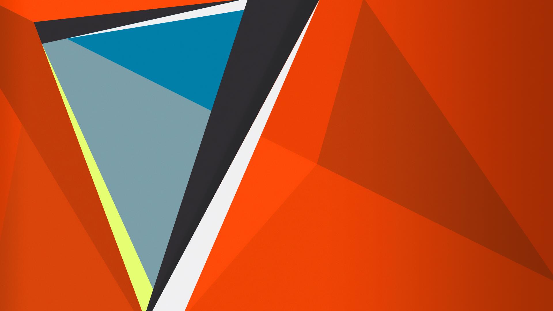 デスクトップ壁紙 図 赤 テキスト 黄 旗 三角形 オレンジ
