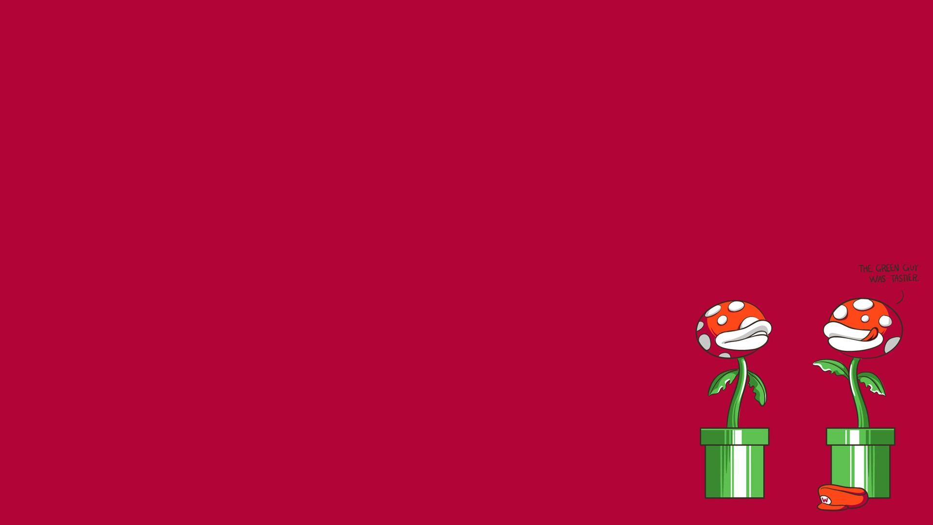 デスクトップ壁紙 図 単純な背景 ミニマリズム ユーモア 赤