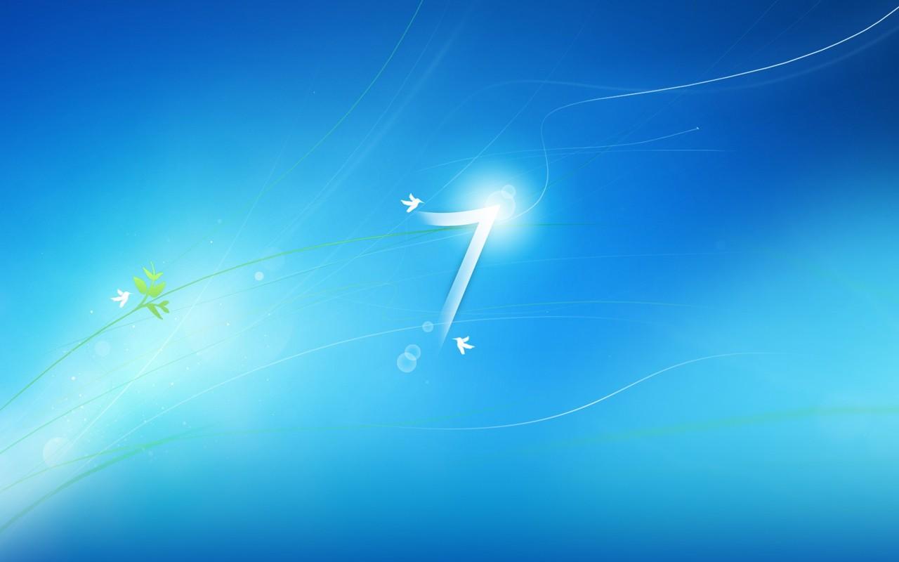 Microsoft windows 7 - Windows 7 space wallpaper ...