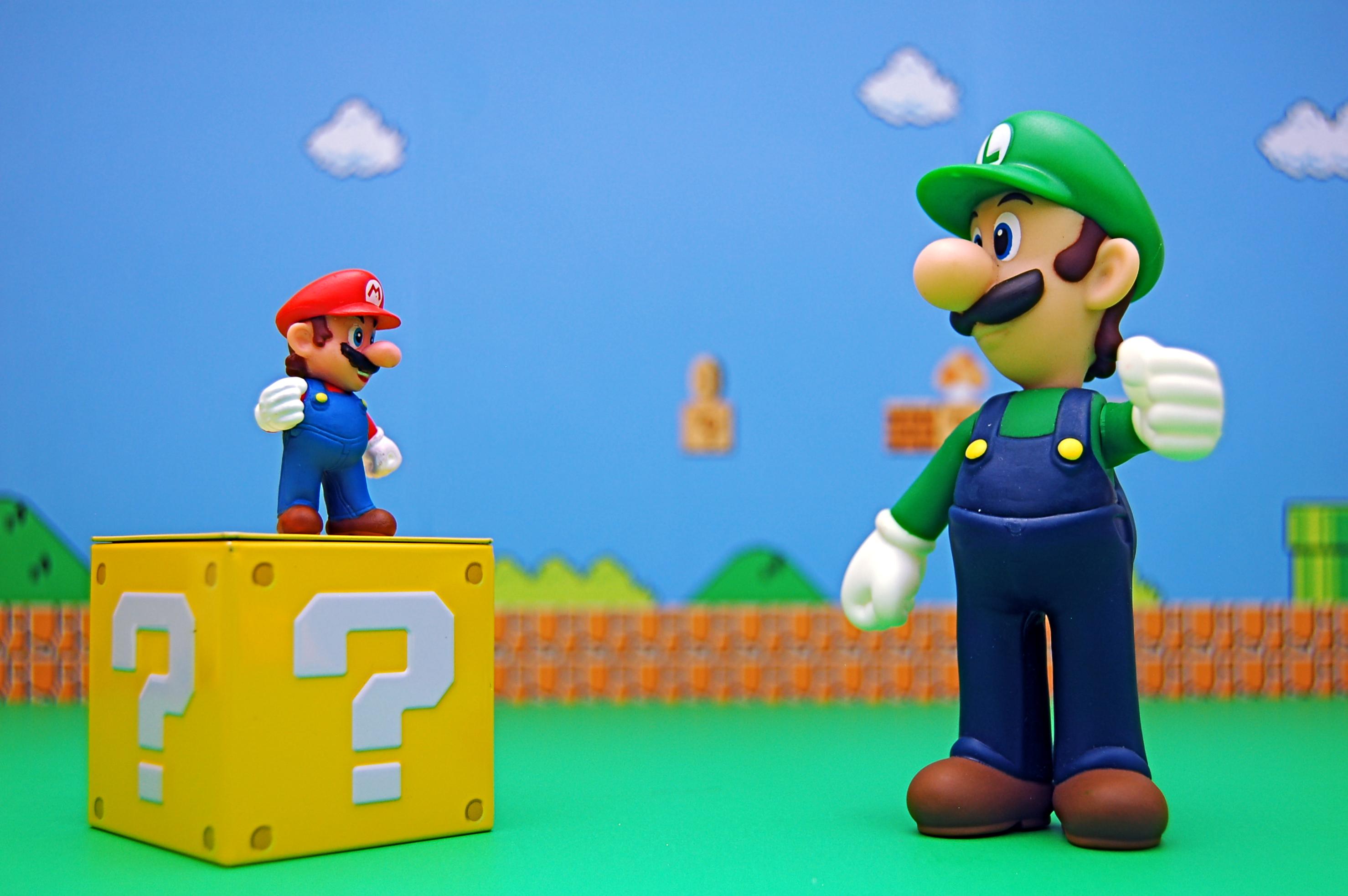 Wallpaper Irasi Langit Awan Gambar Kartun Mainan Nintendo Bermain Luigi Favorit 5k Por Besar Angka Baik Foto Tindakan Video