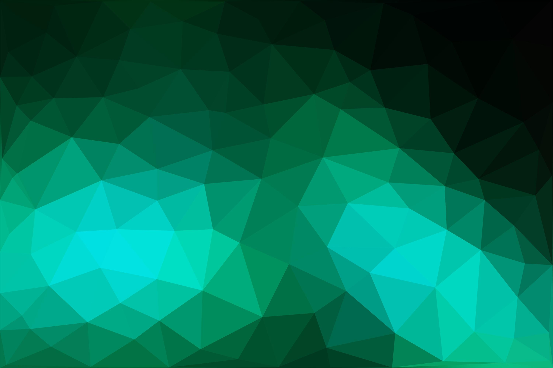 Wallpaper Illustration Symmetry Green Triangle Pattern