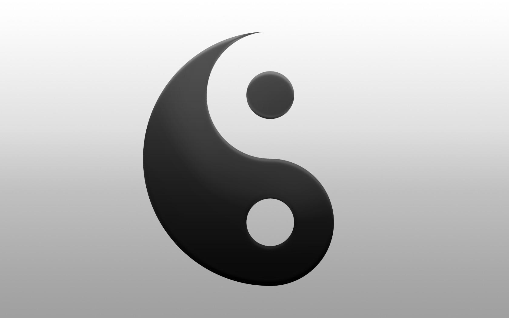 hình minh họa bản văn Logo ria vòng tròn Âm dương Ký hiệu nhãn hiệu ký