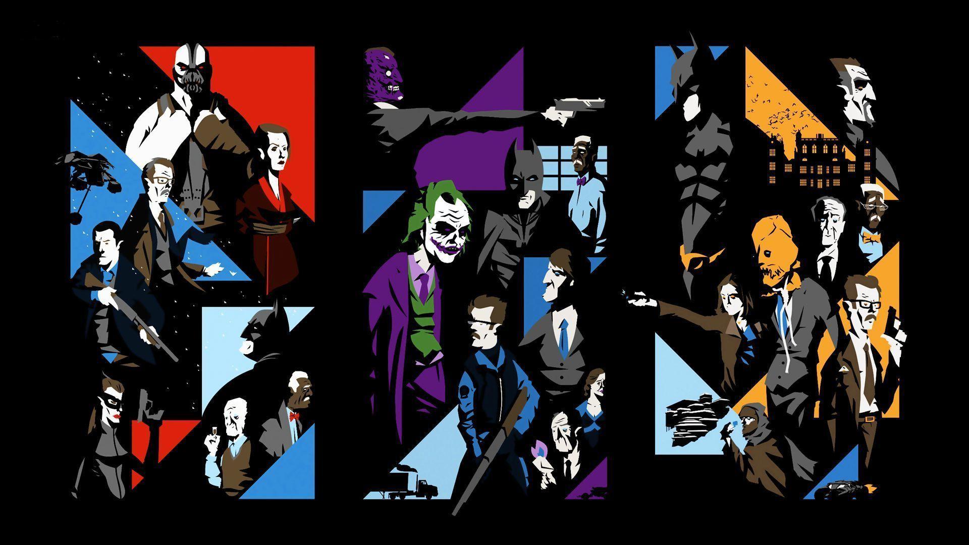 Wallpaper Illustration Video Games The Dark Knight Catwoman