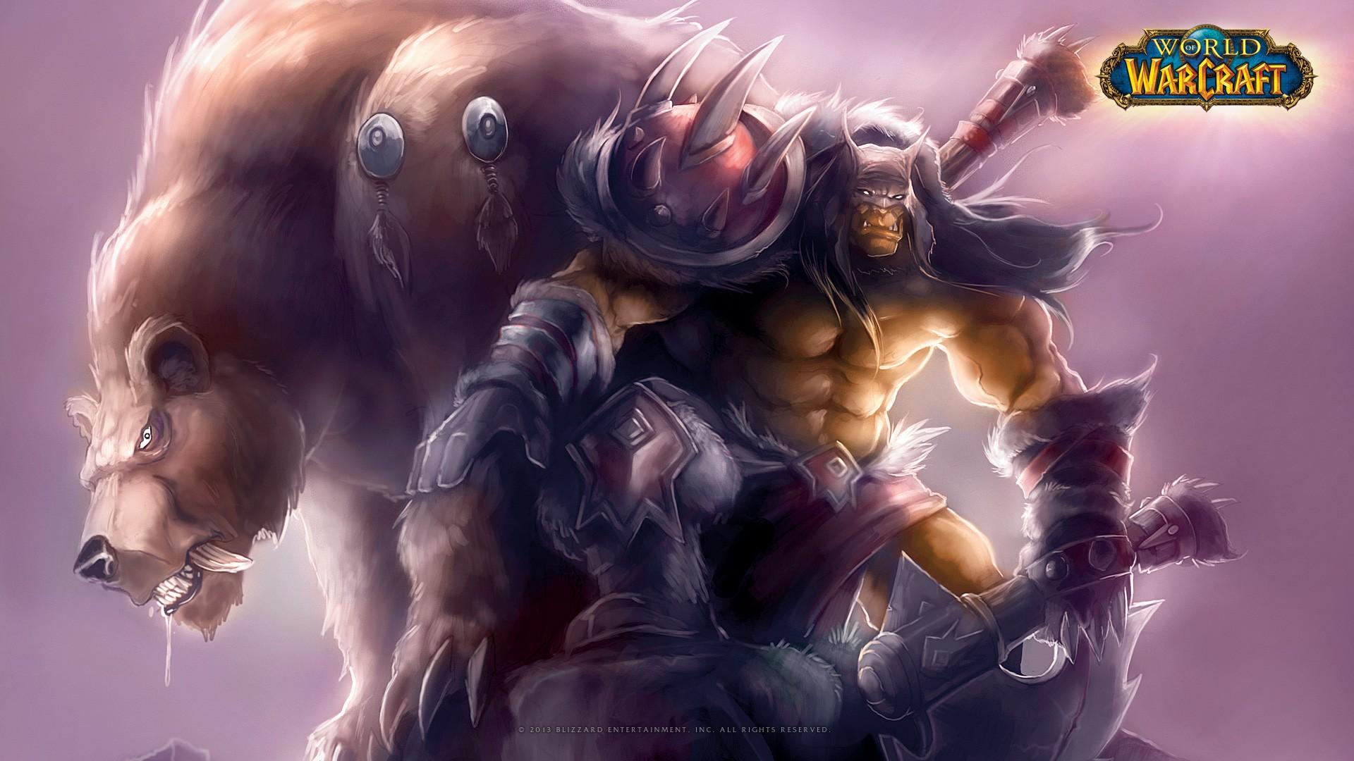 Wallpaper Illustration Video Games World Of Warcraft Comics