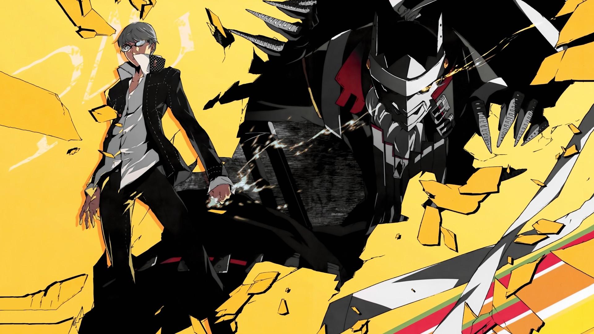 デスクトップ壁紙 図 ビデオゲーム アニメ ペルソナ4 真女神転生