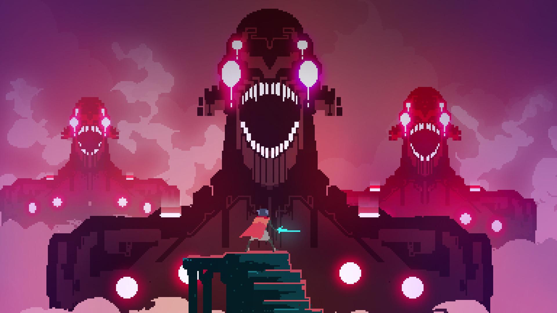 Wallpaper Illustration Video Games Anime Pixel Art Creature