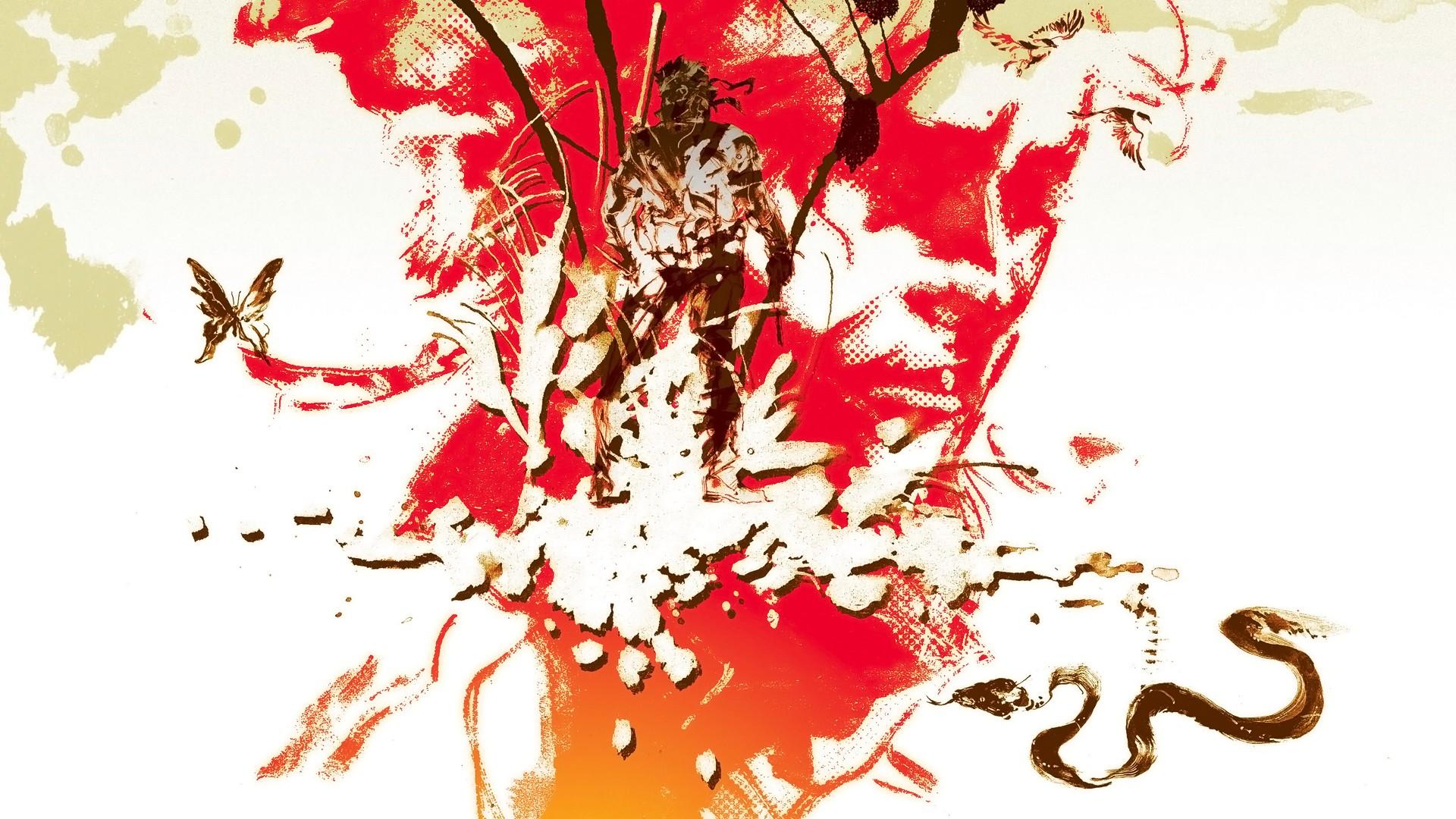 Wallpaper Illustration Video Games Artwork Metal Gear