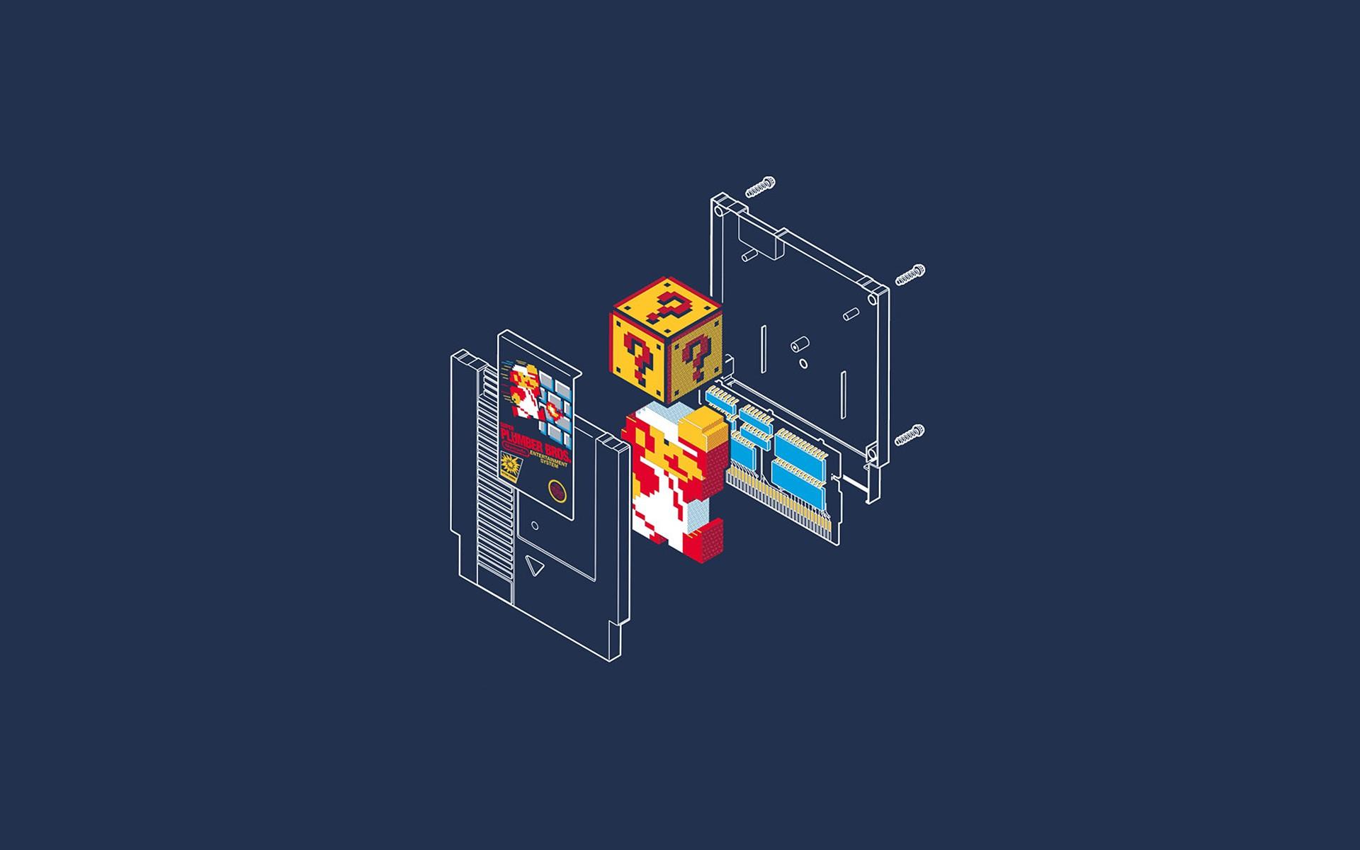 Wallpaper : illustration, video games, fan art, Nintendo, brand ...