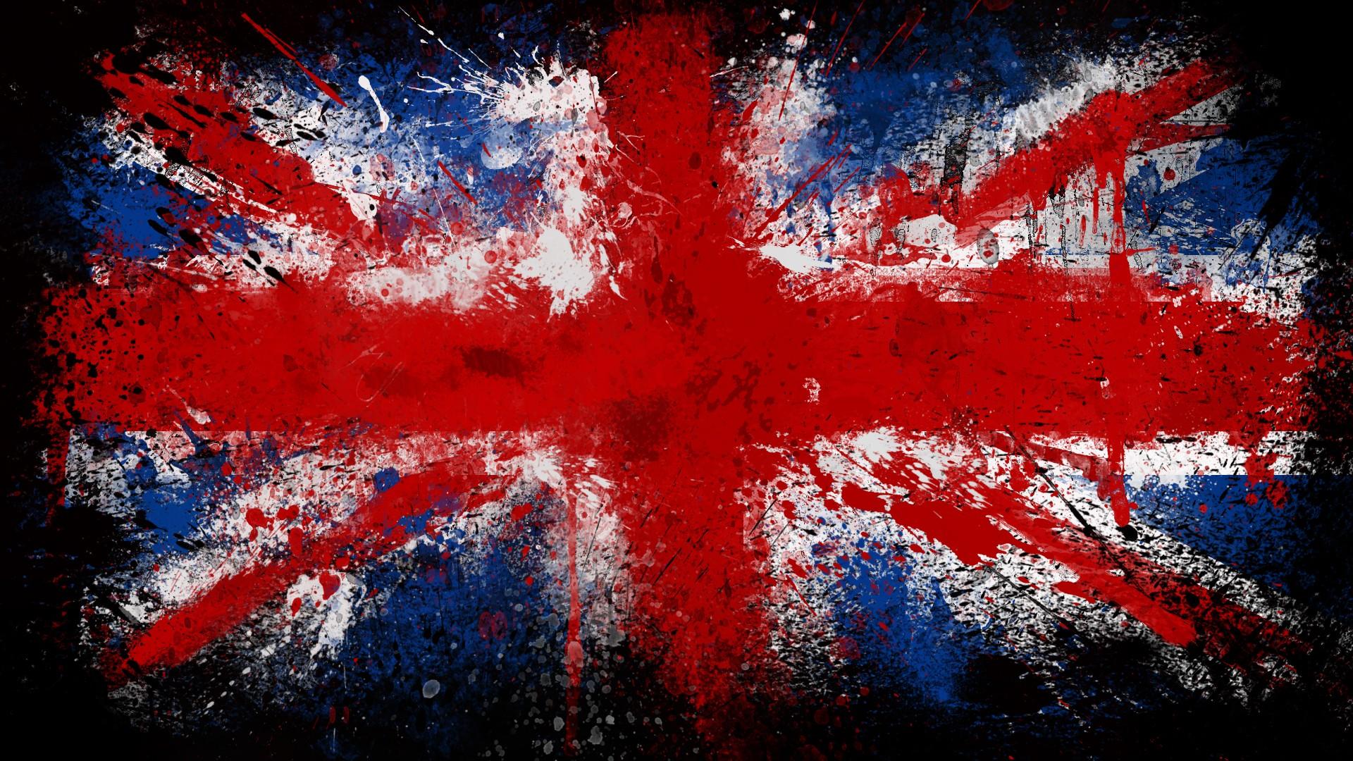Флаг великобритании картинки на рабочий стол